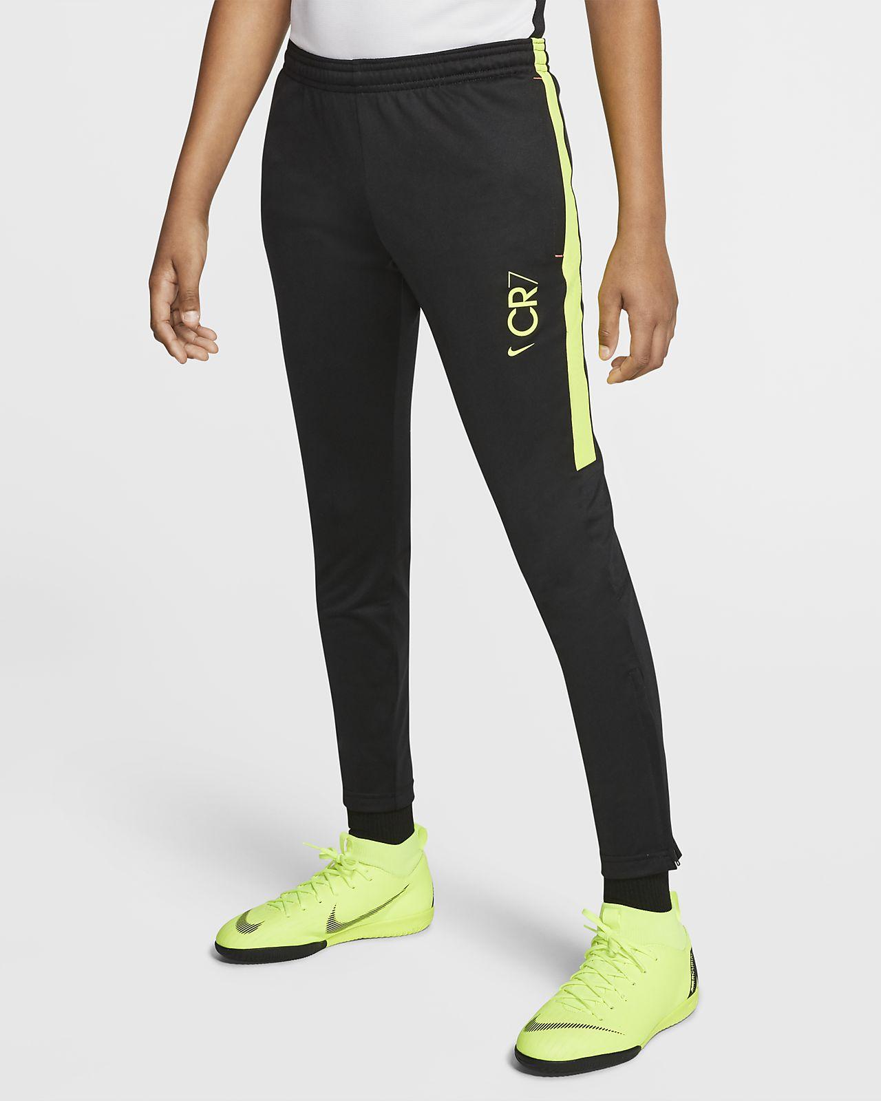 Nike Dri FIT CR7 fodboldbukser til store børn