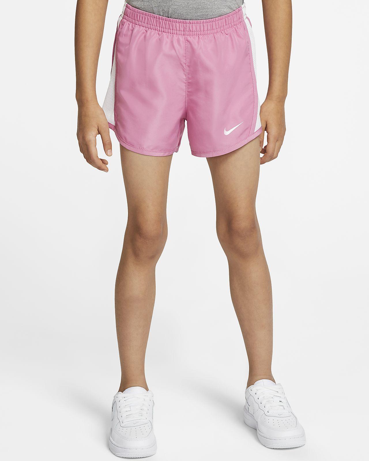 Nike Dri-FIT Tempo Little Kids' Running Shorts