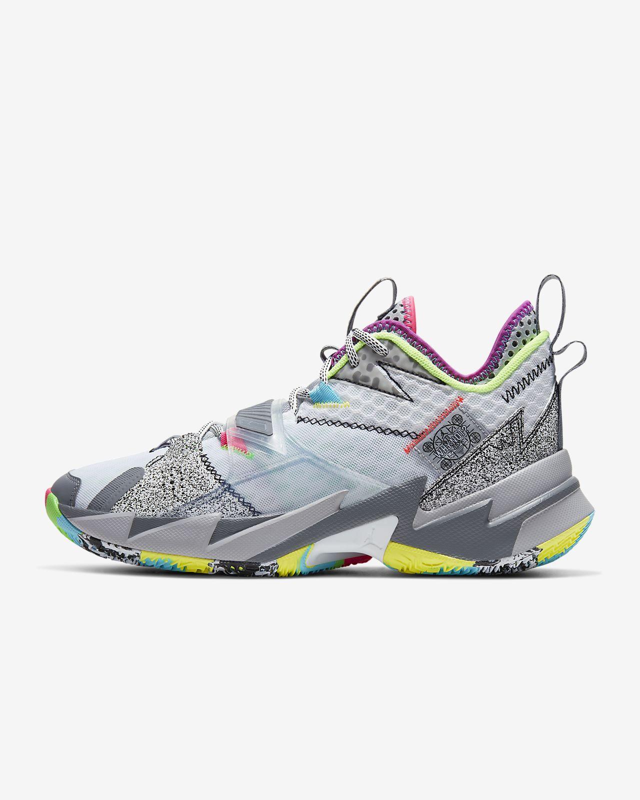 """Jordan """"Why Not?"""" Zer0.3 PF 男款籃球鞋"""