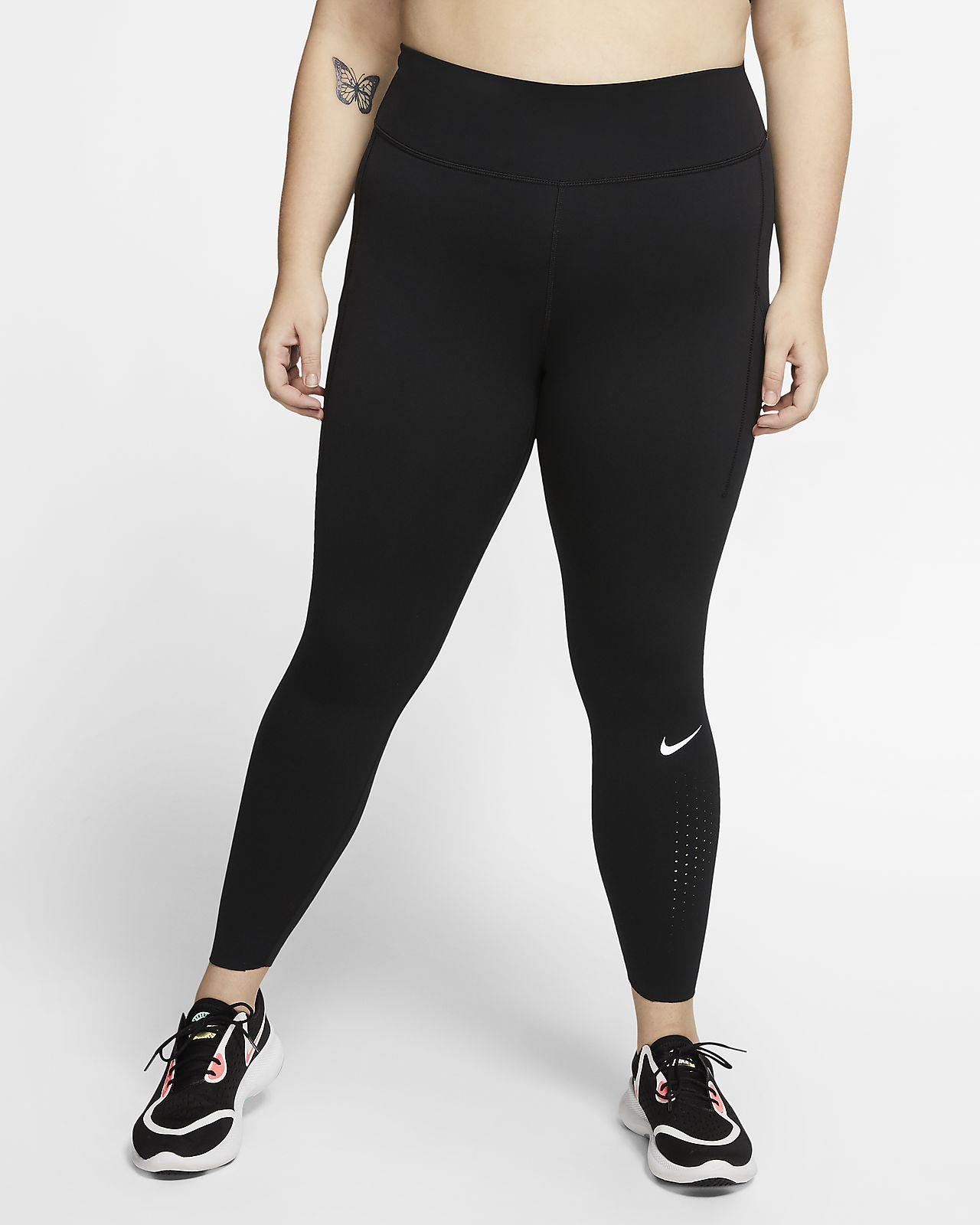 Nike Epic Lux Kadın Koşu Taytı (Büyük Beden)