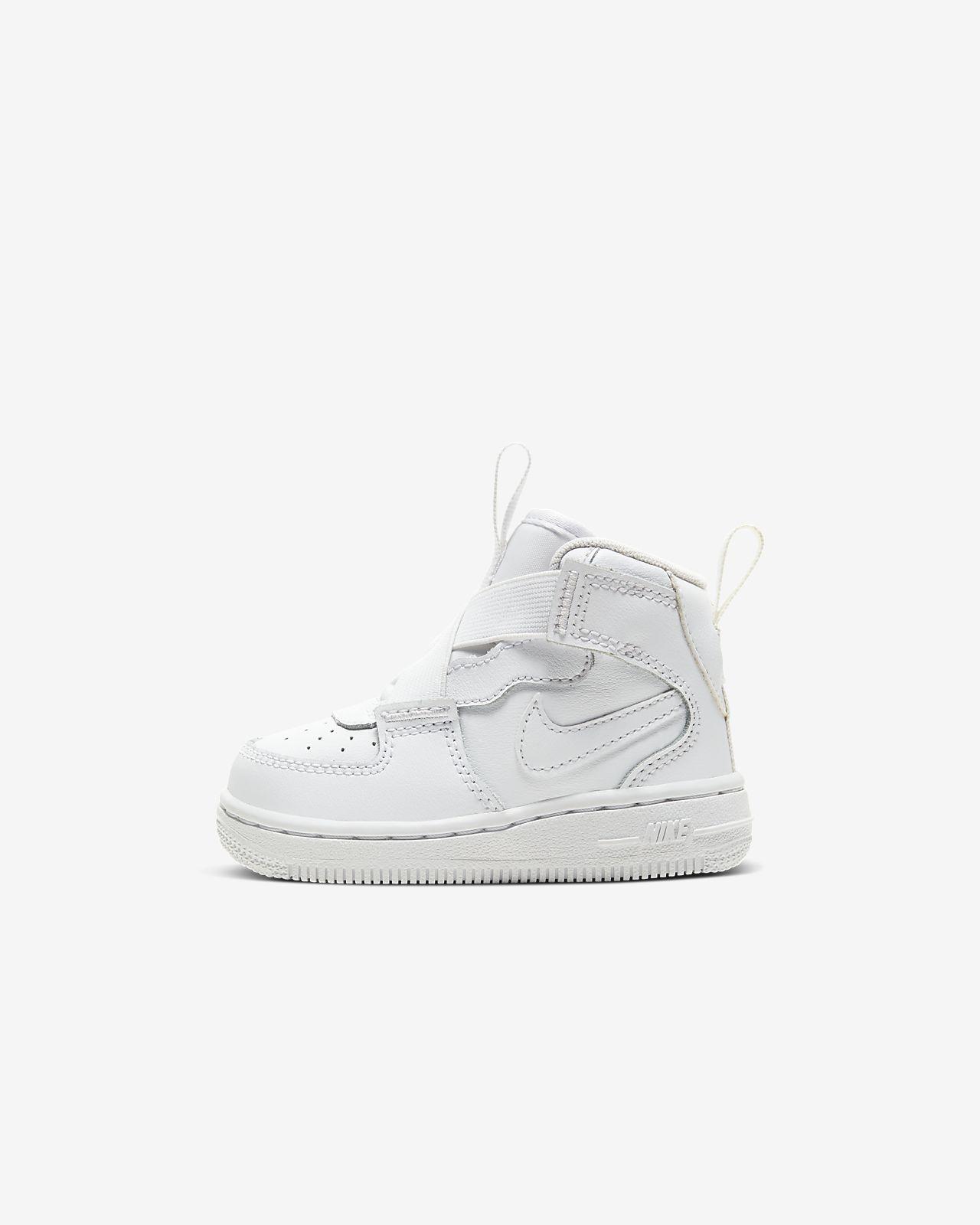 Sko Nike Force 1 Highness för baby/små barn