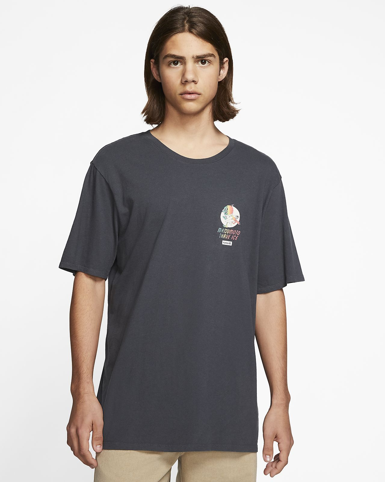 Hurley x Matsumoto Shave Ice T-skjorte til herre