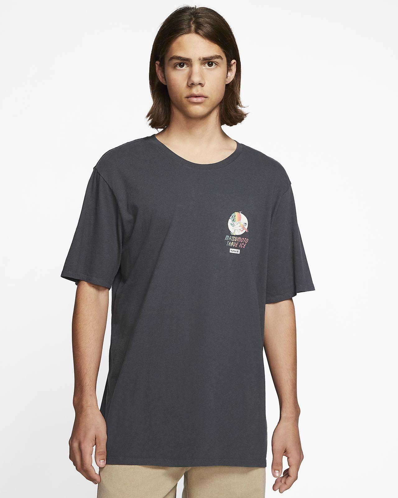 T-shirt Hurley x Matsumoto Shave Ice för män