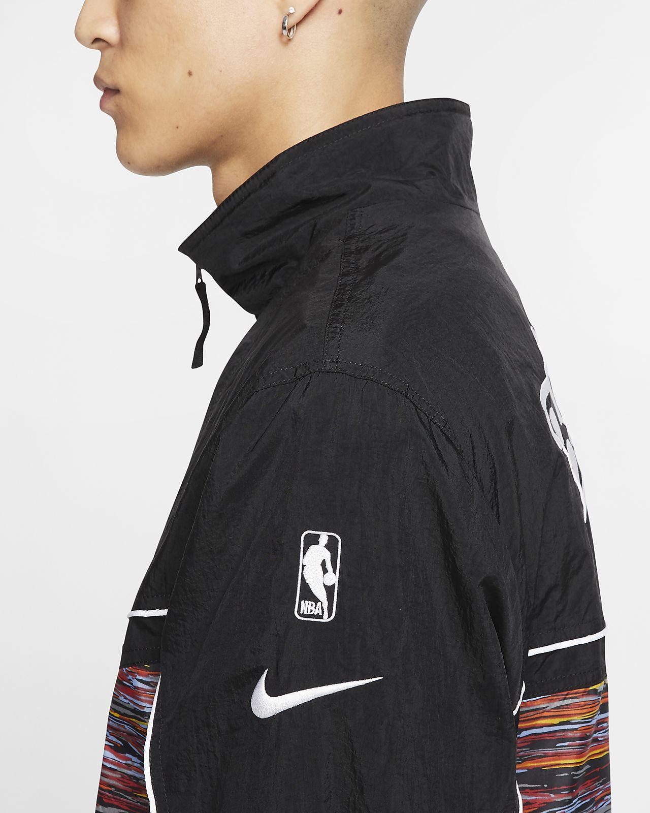 Nike Men's NBA Courtside Jacket   Jackets   Clothing   Men's