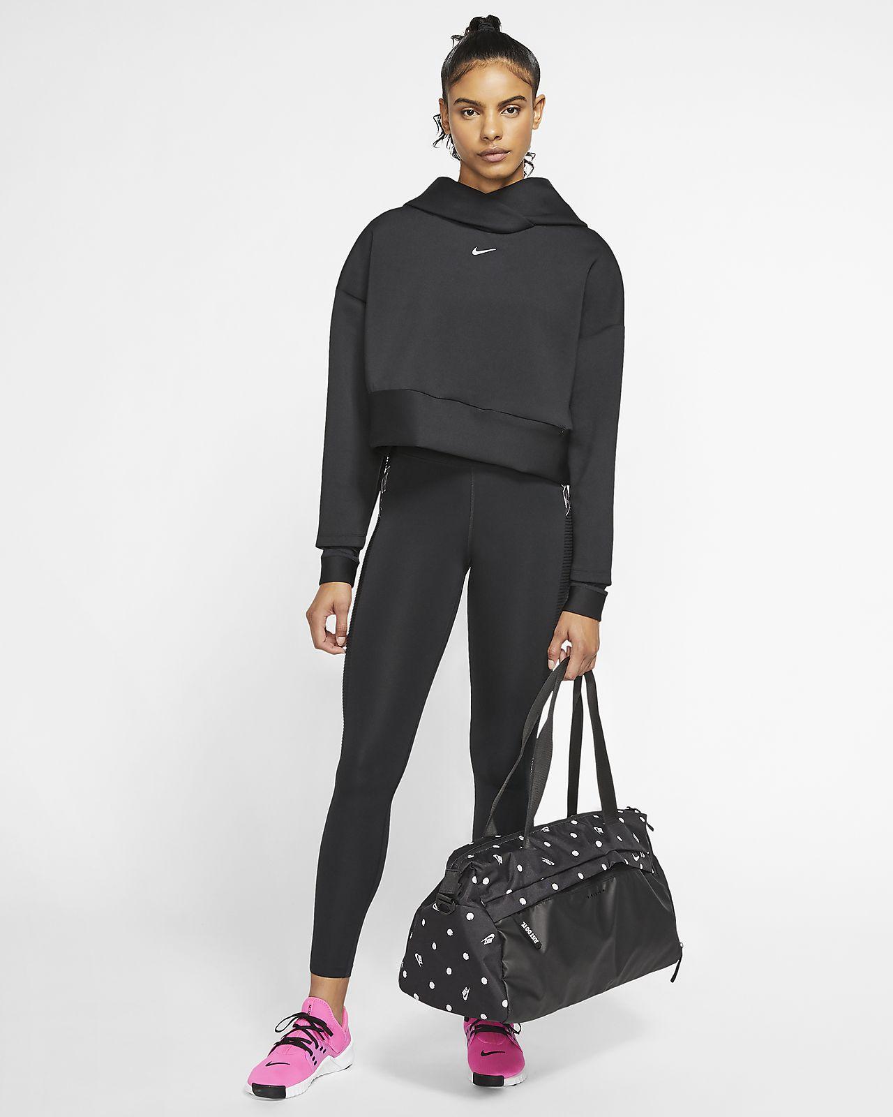 Nike Radiate Women's Polka Dot Training Duffel Bag