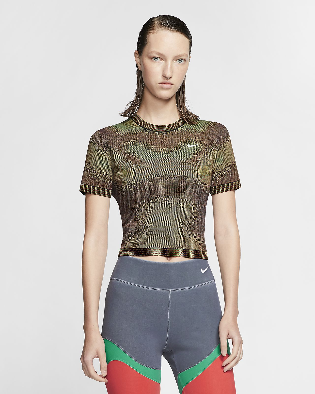 Nike Made In Italy Short-Sleeve Top