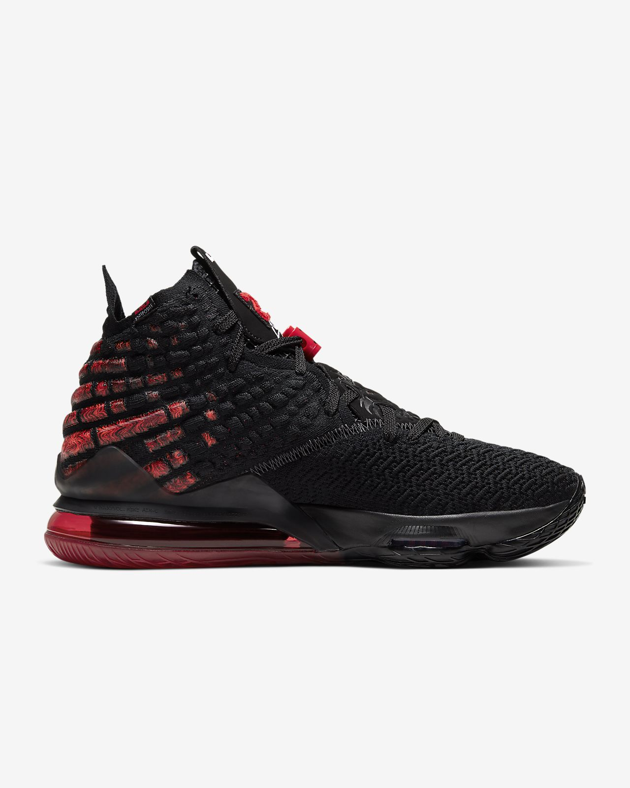good quality 50% off cost charm Chaussure de basketball LeBron 17. Nike BE
