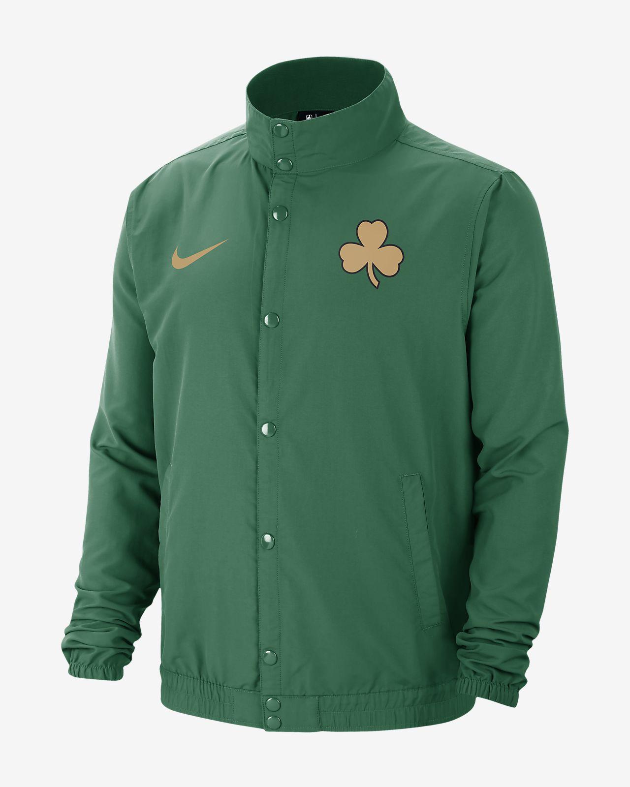 Veste Nike NBA Nike Celtics City Edition pour Homme