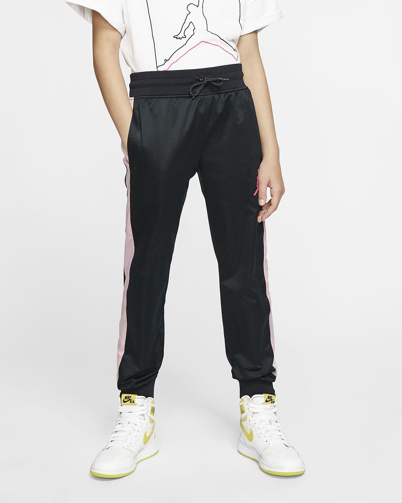 Jordan Jumpman Big Kids' (Girls') Cuffed Pants