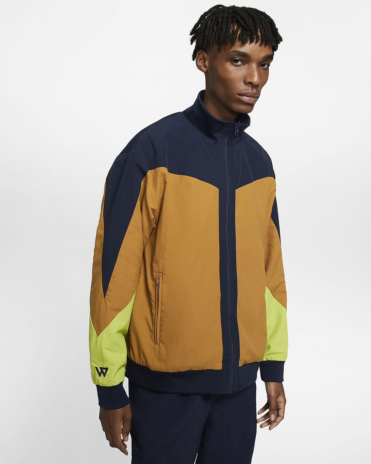 Russell Westbrook x Opening Ceremony Men's Reversible Track Jacket