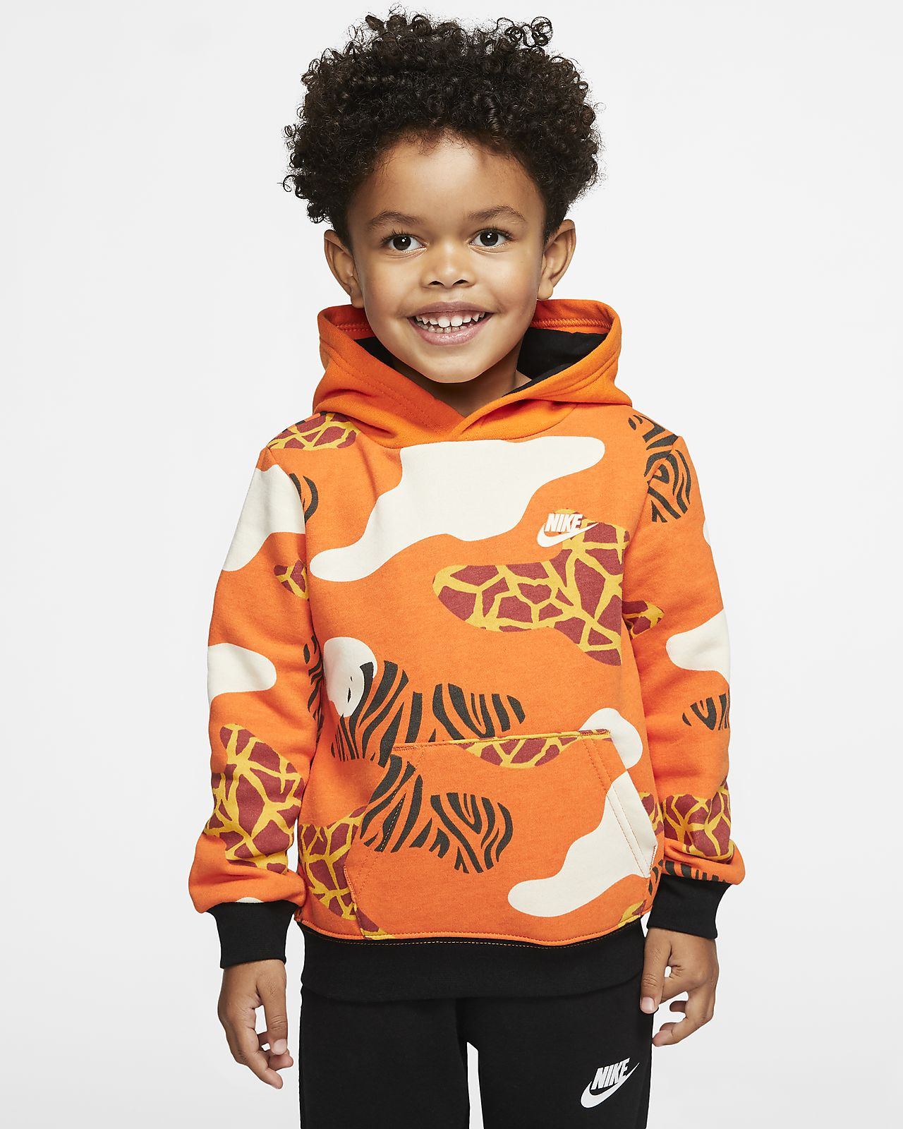 Nike Sportswear Toddler Fleece Pullover Hoodie