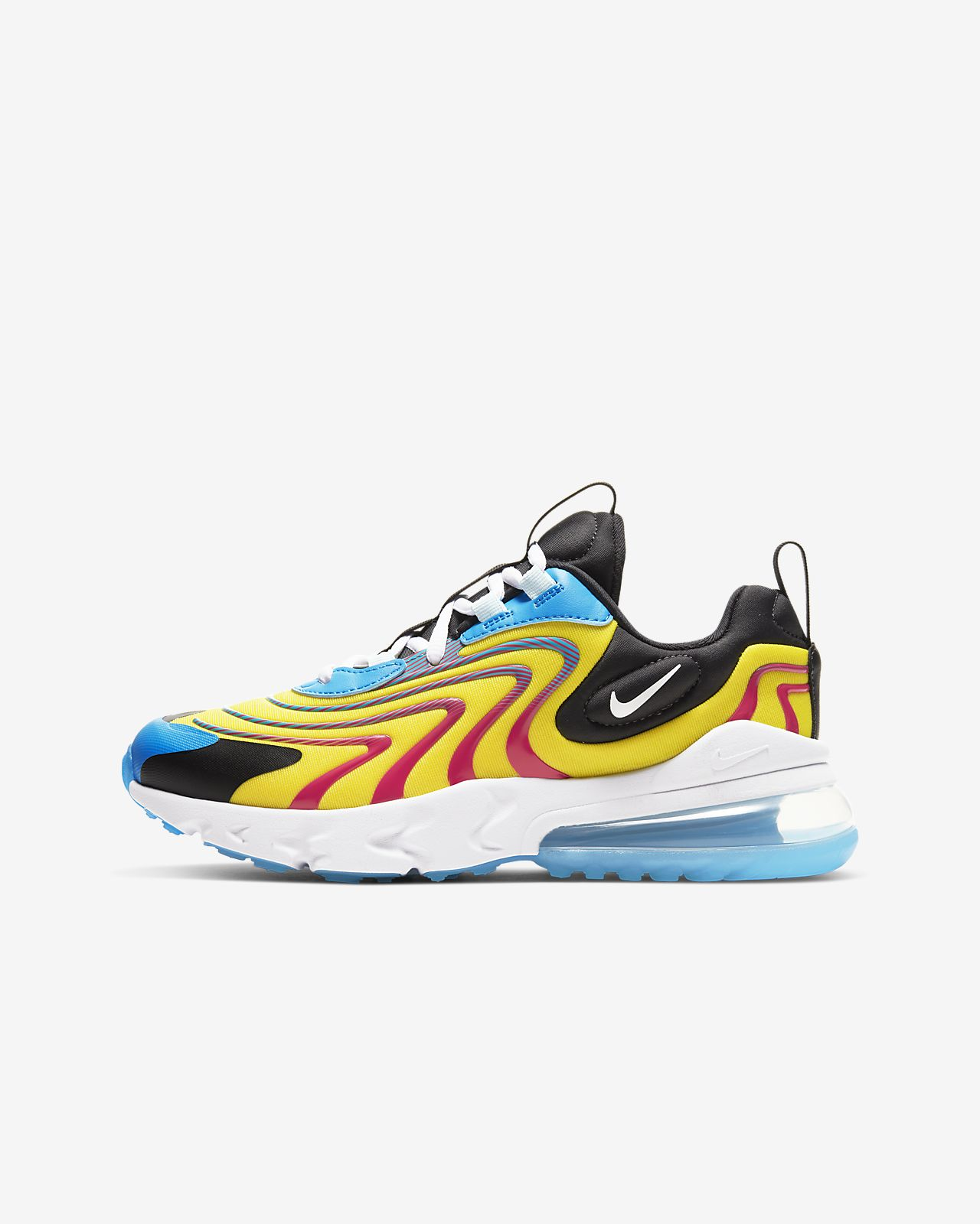 Nike Air Max 270 React ENG Big Kids</p>