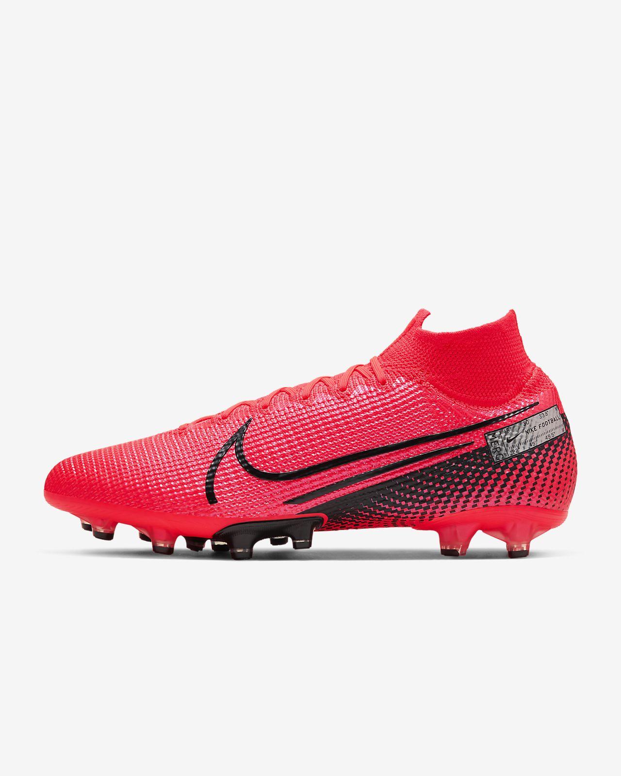 Chaussure de football à crampons pour terrain synthétique Nike Mercurial Superfly 7 Elite AG PRO
