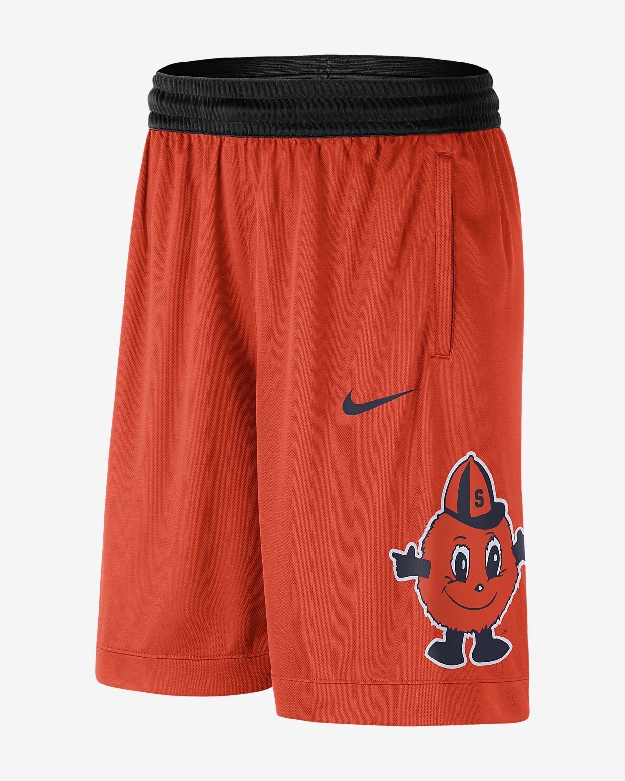 Nike College Dri Fit Syracuse Men S Basketball Shorts
