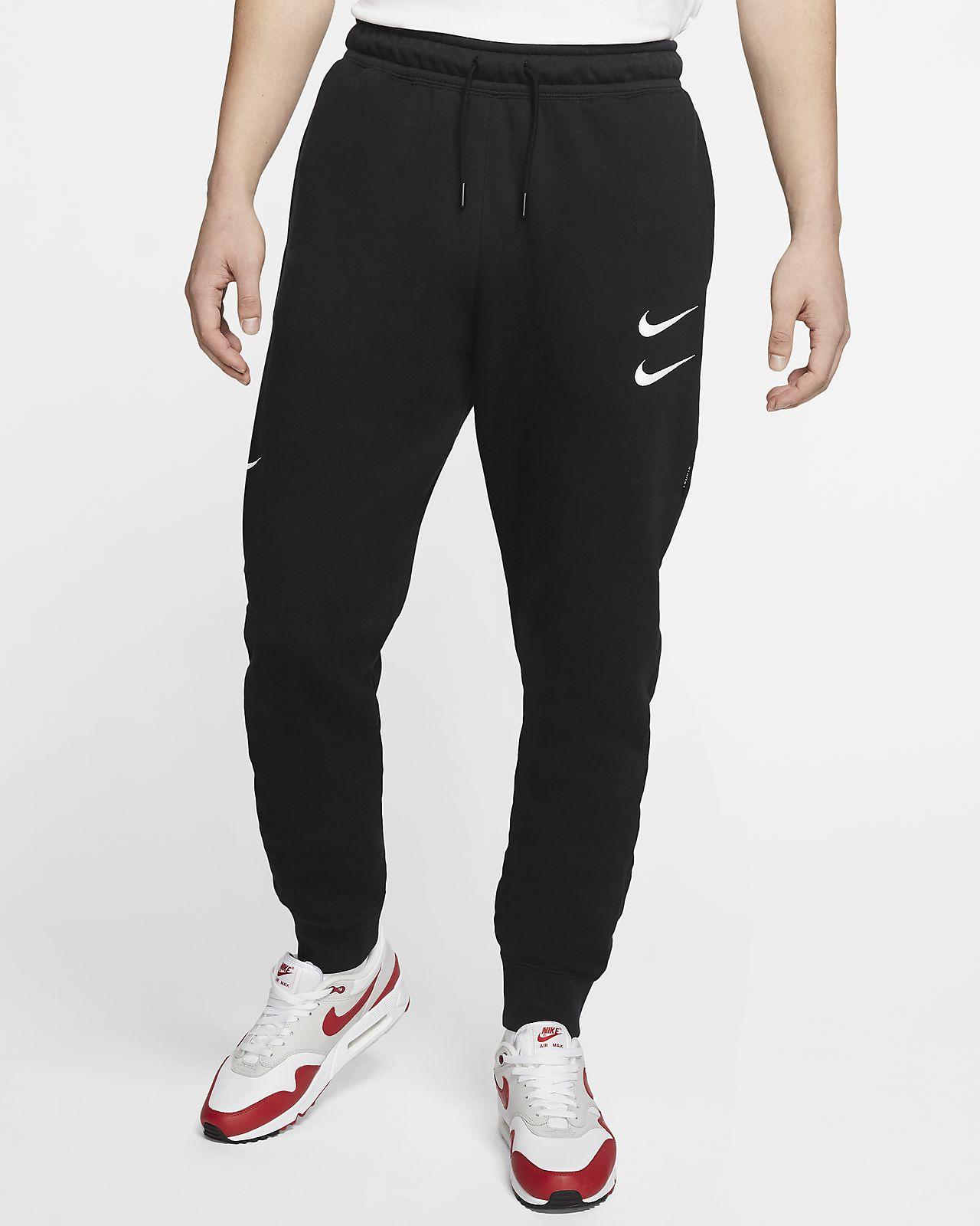 Nike Sportswear Swoosh-bukser til mænd