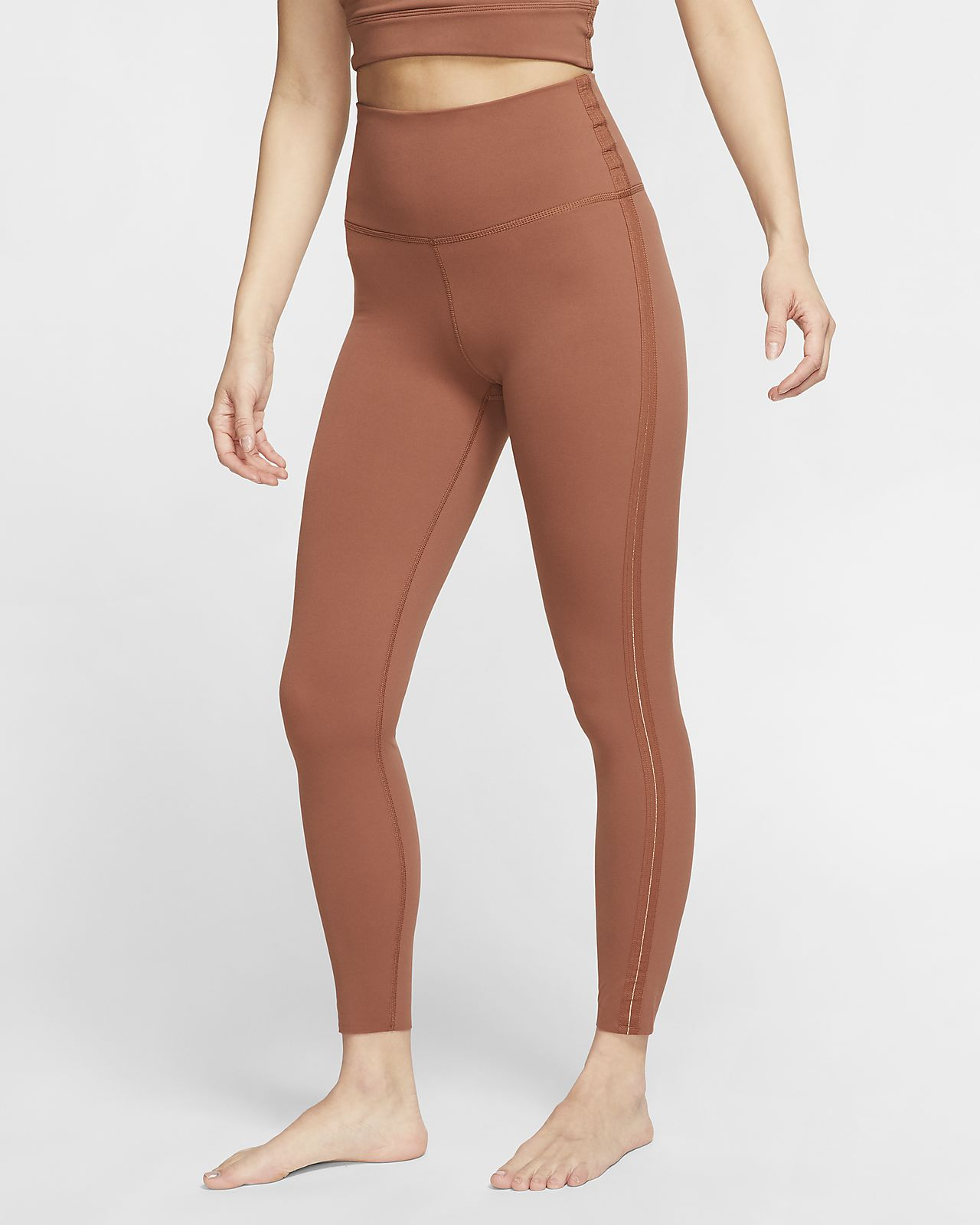 Tights a 7/8 Nike Yoga Luxe - Donna