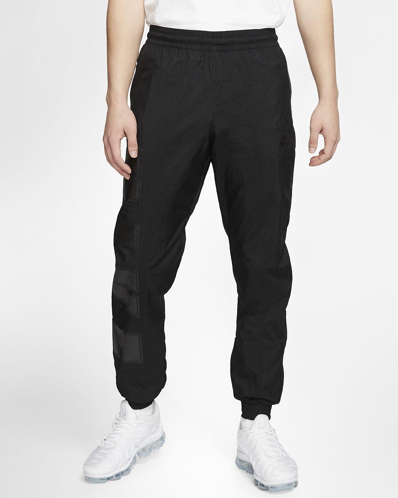 Spodnie z tkaniny Nike Sportswear