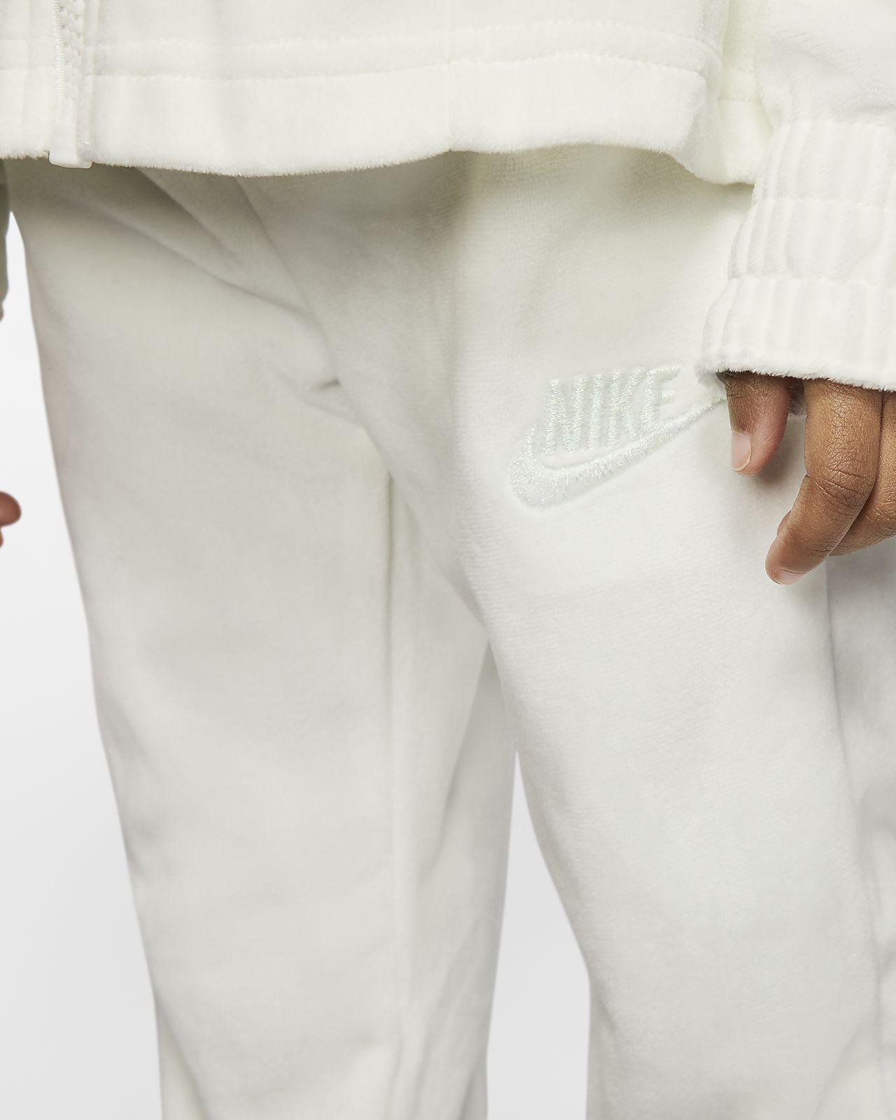felpa e pantaloni nike