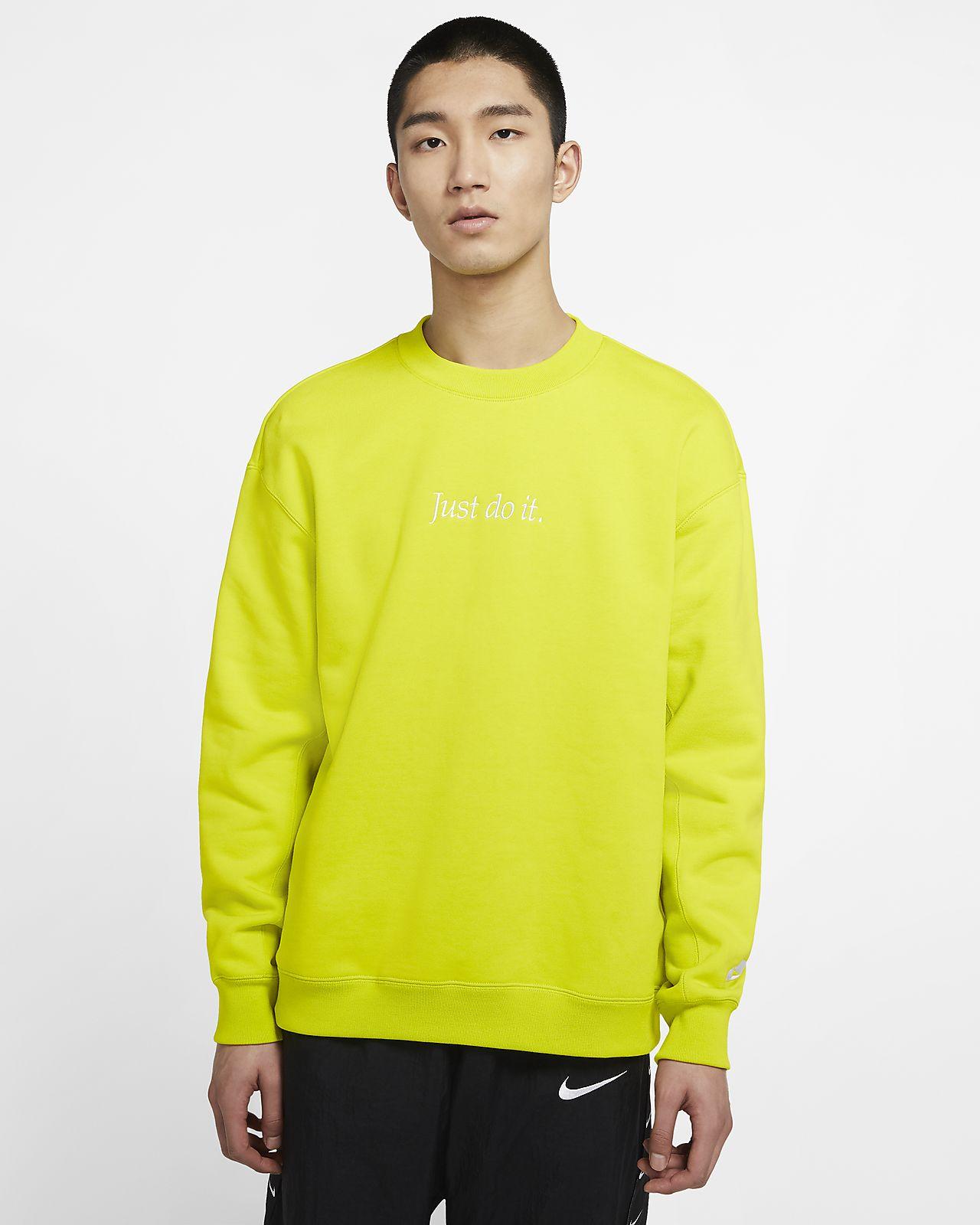 Nike Sportswear JDI 男子针织圆领上衣