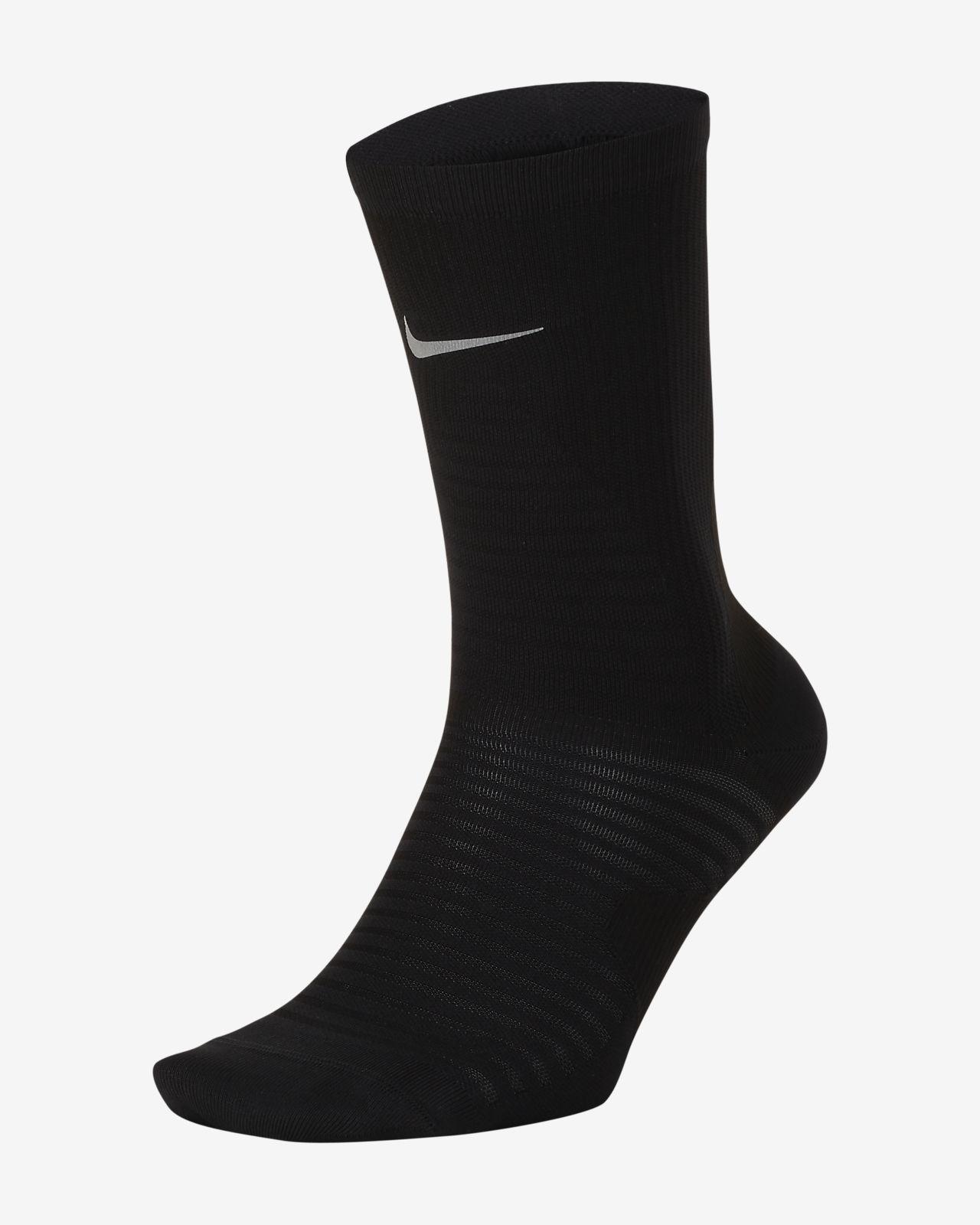 Nike Spark Lightweight Crew Running Socks
