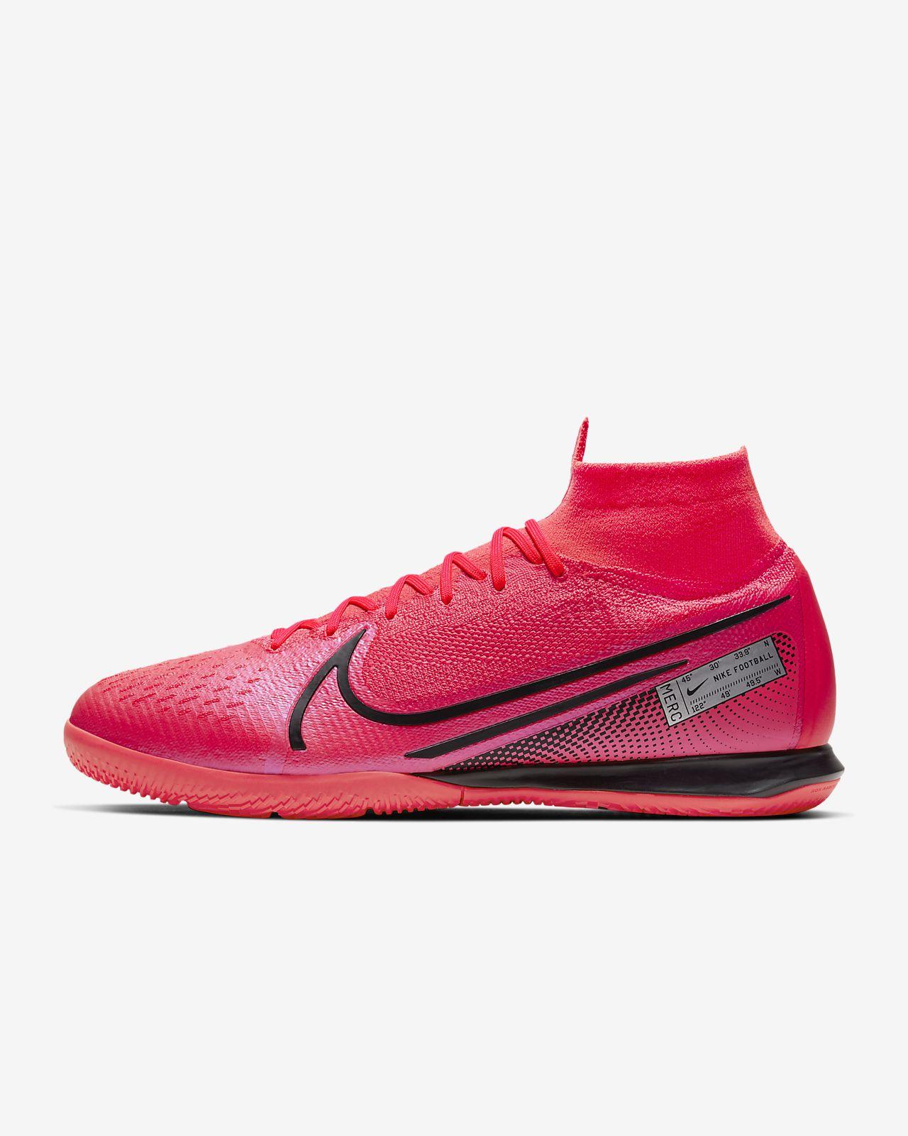 Scarpa da calcio per campi indoorcemento Nike Mercurial Superfly 7 Elite IC