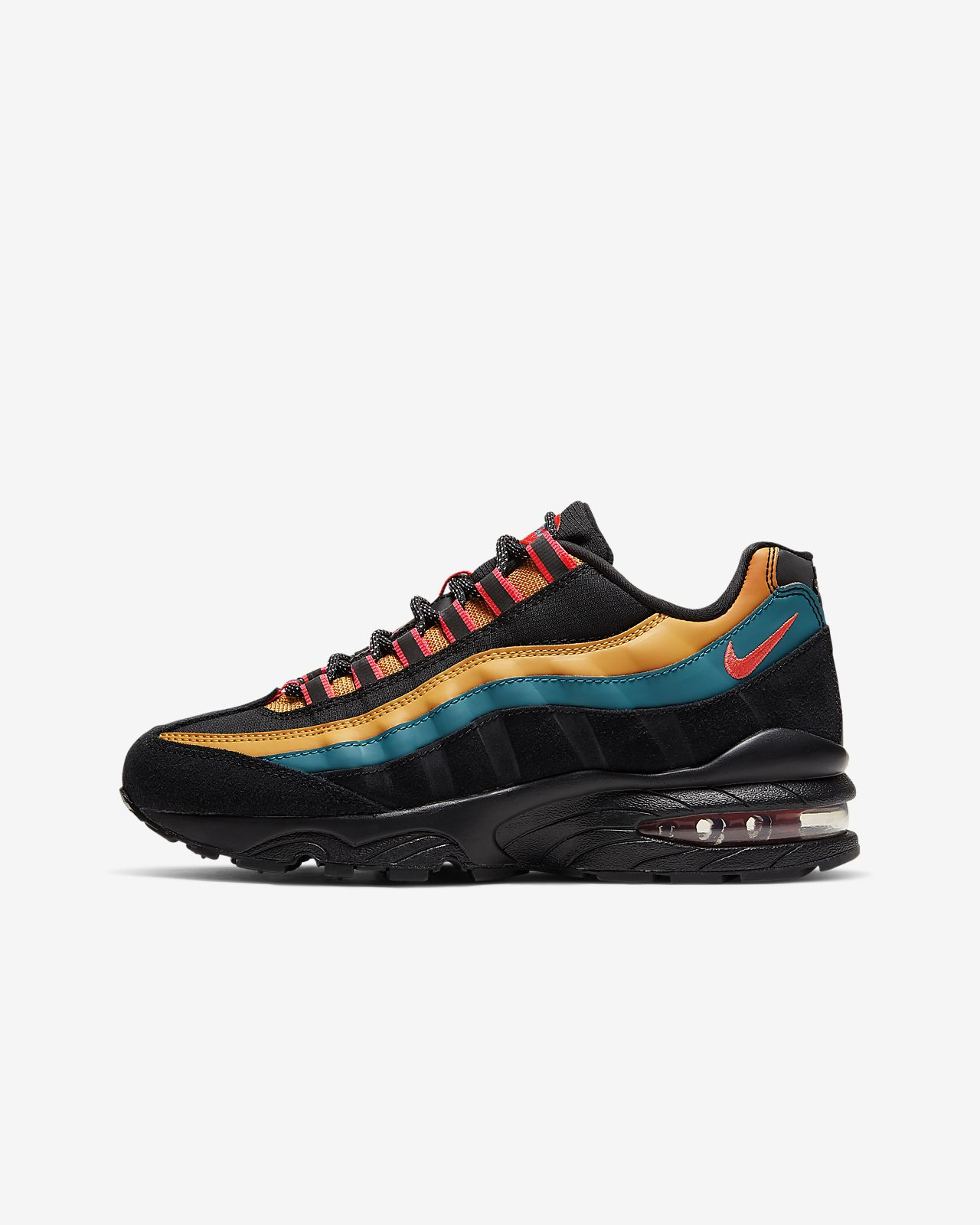 Nike Air Max 95 SE Big Kids' Shoe