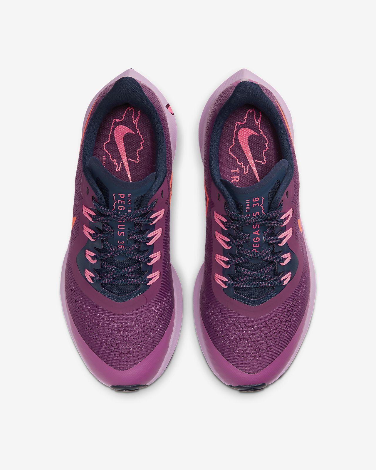 Nike Flyknit Air Max Purple Venom Women YouTube