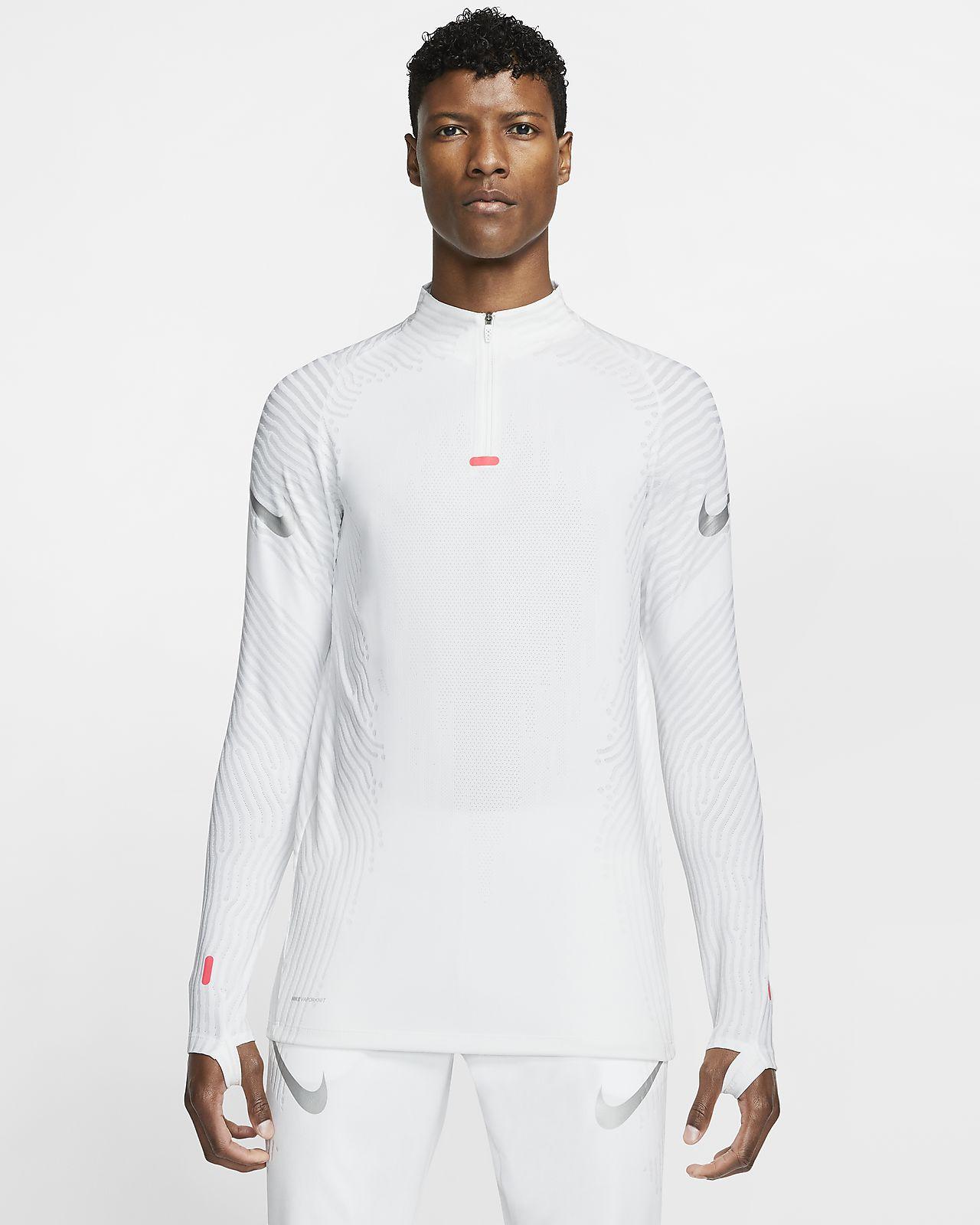 Fotbollsträningströja Nike VaporKnit Strike för män