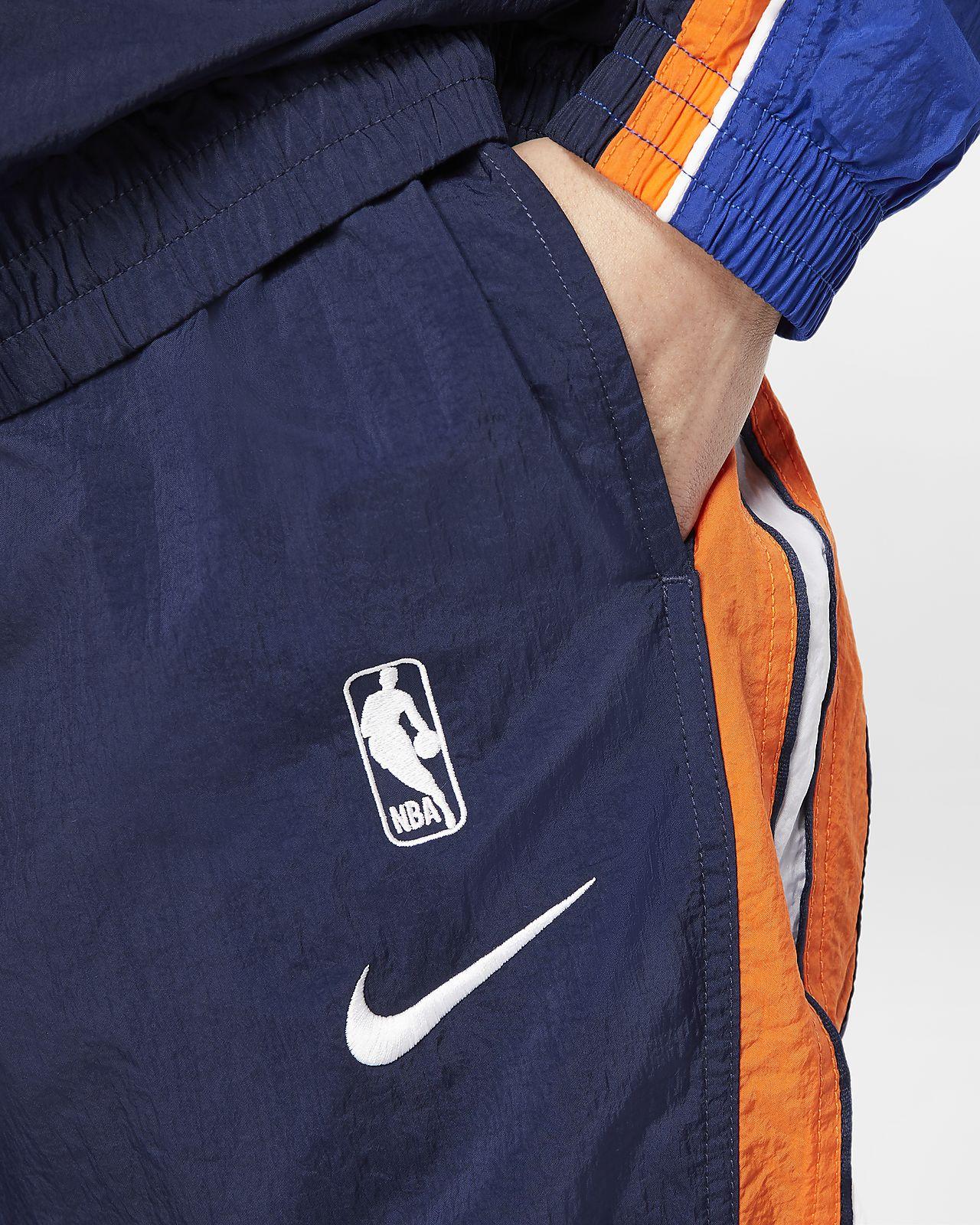 Tuta Knicks Courtside City Edition Nike NBA Uomo