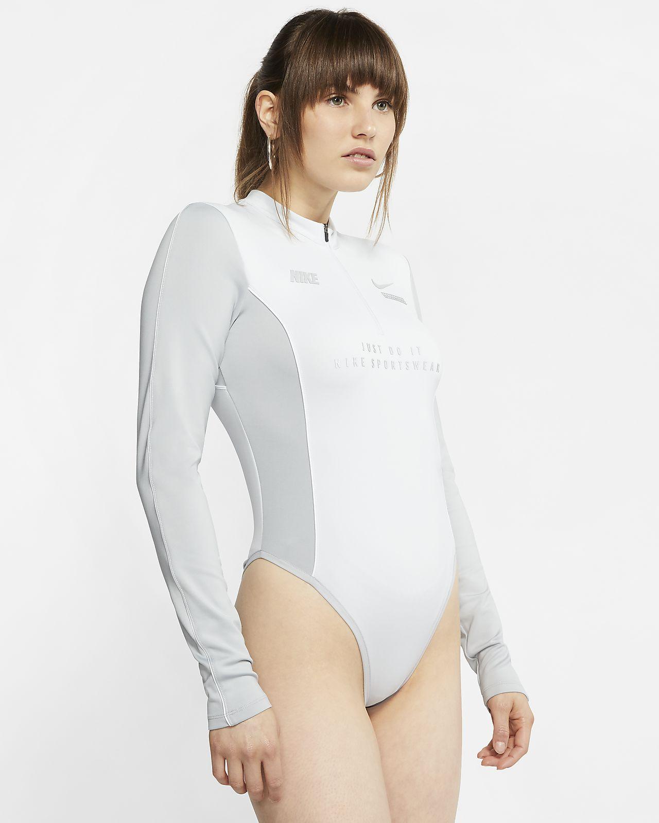 Body de manga larga para mujer Nike Sportswear DNA