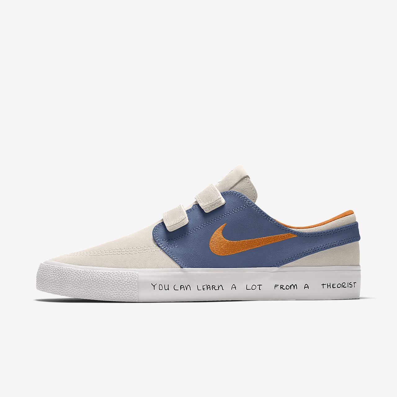 Nike Zoom Stefan Janoski RM Premium By You Custom Skate Shoe