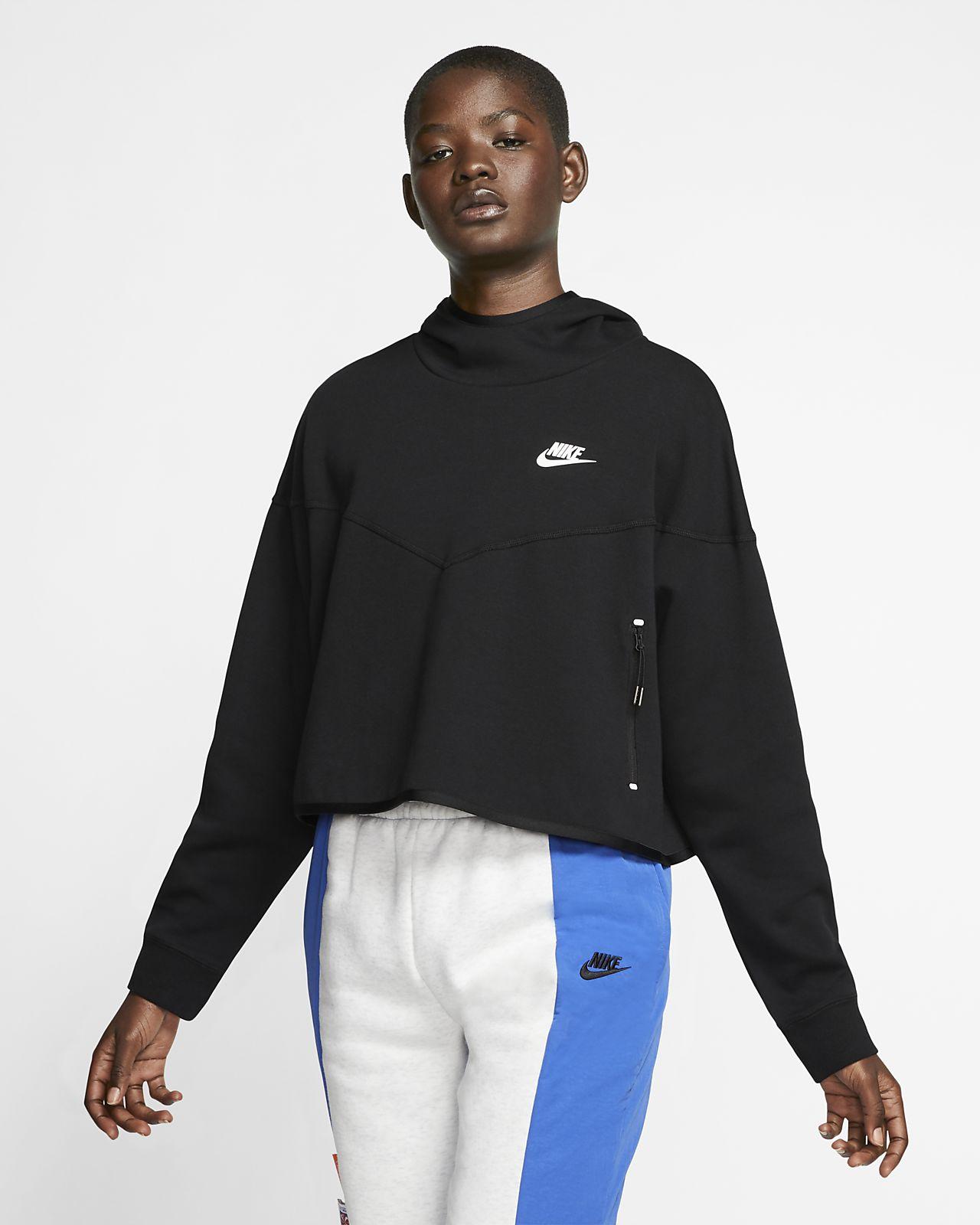 Sweat à capuche Nike Sportswear Tech Fleece pour Femme