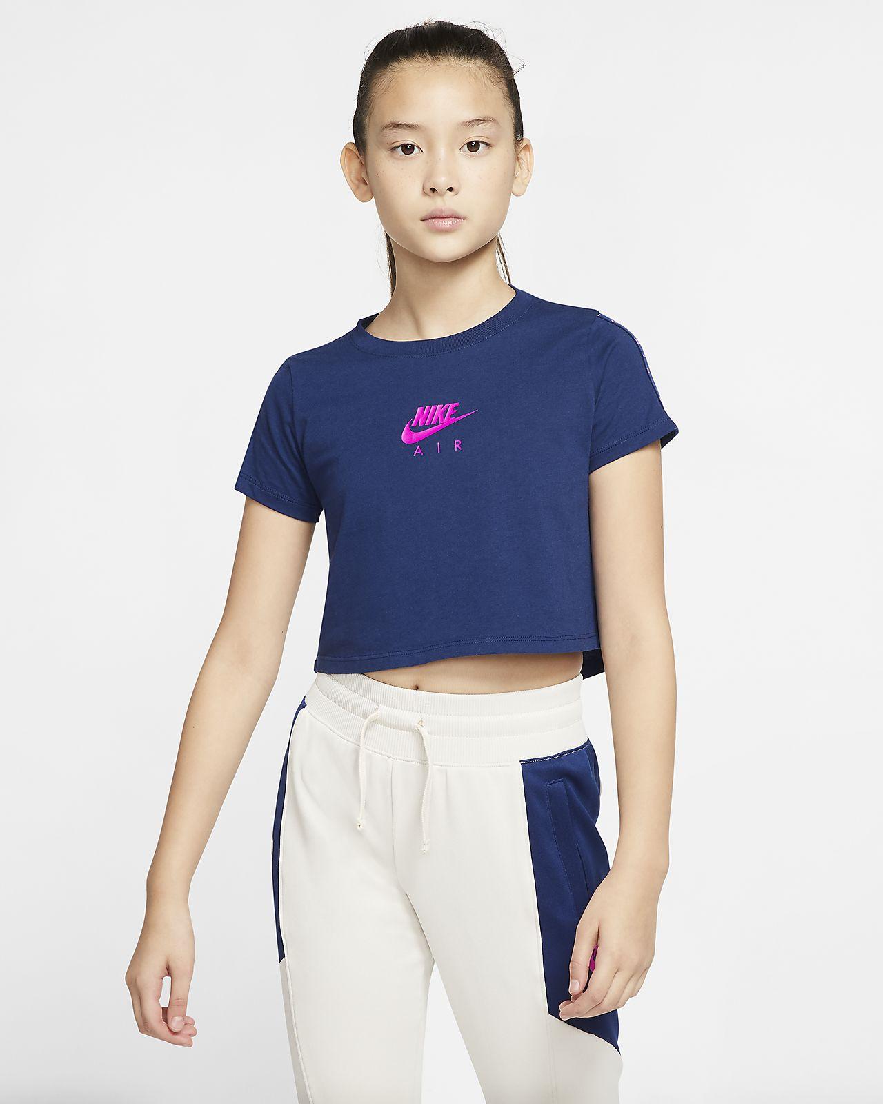 Nike Air T Shirt für ältere Kinder