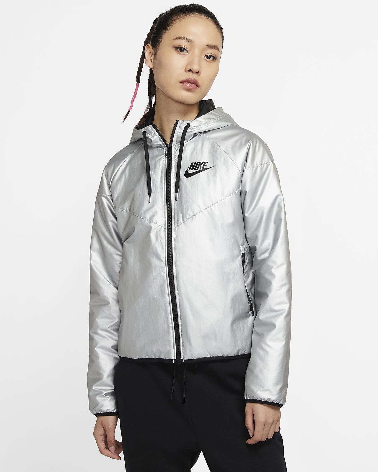 Nike Sportswear Synthetic-Fill Windrunner 女子夹克