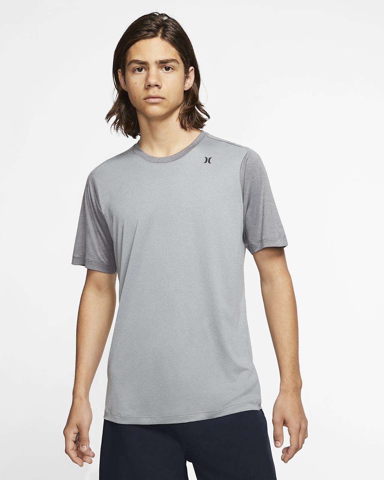 Hurley Quick Dry Nu Basics Men's Short-Sleeve Top
