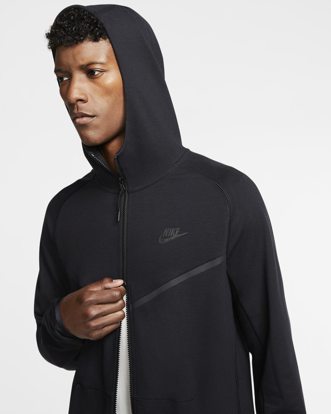 Felpa con cappuccio e zip a tutta lunghezza Nike Sportswear Uomo