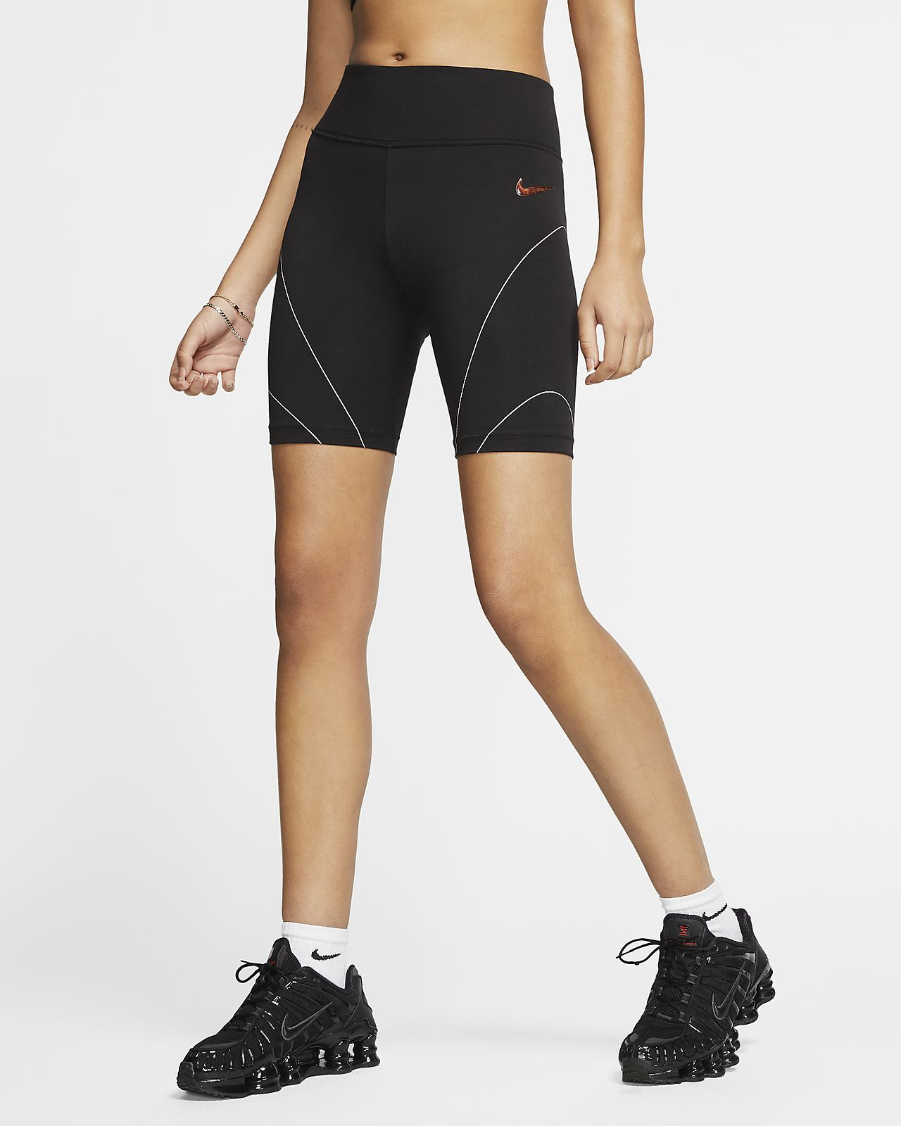 Nike Sportswear Tortoise Shell Women's Bike Shorts