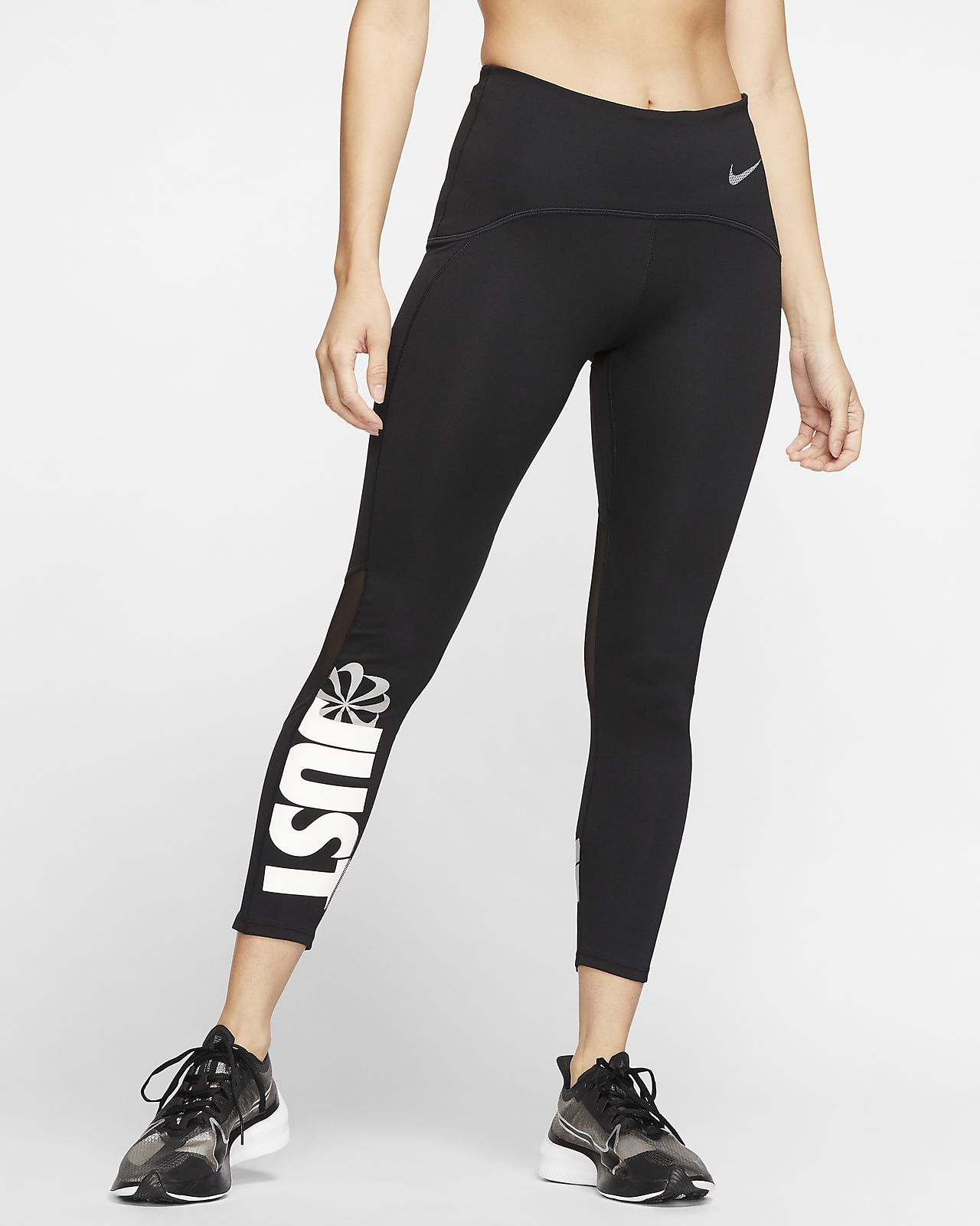 Nike Speed Icon Clash Damen-7/8-Lauftights