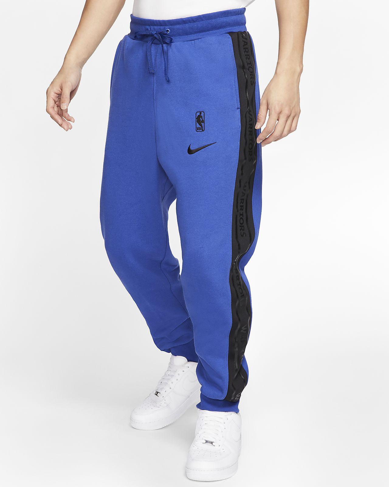 Golden State Warriors Nike Men's NBA Trousers