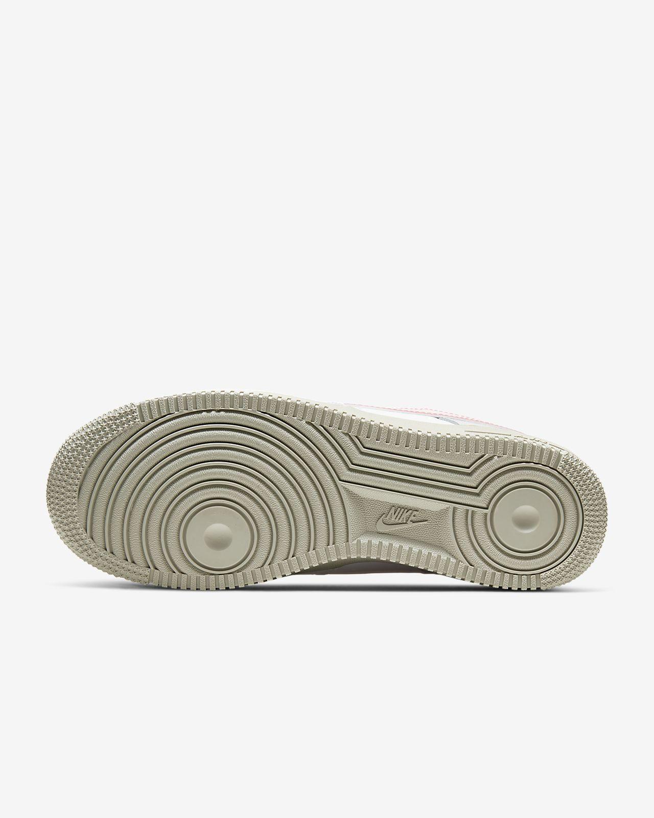 Bambino Sneakers Nike Air Force 1 Gg Bianco Blu Rosa