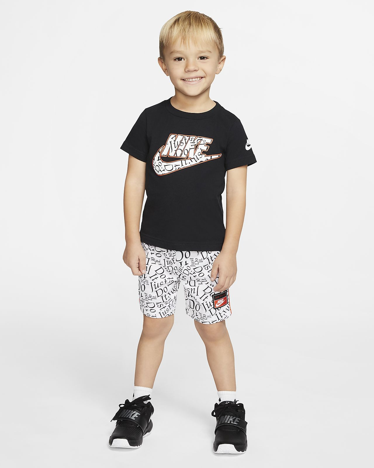 Nike Toddler T-Shirt and Shorts Set