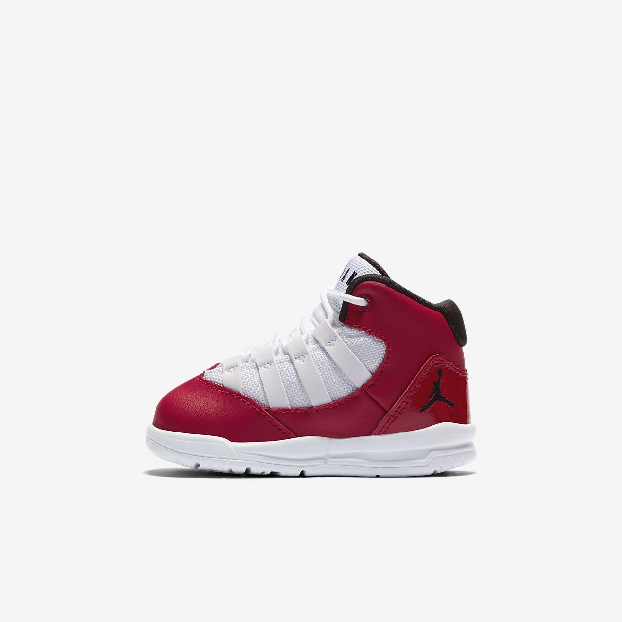 Buty dla małych dzieci Jordan Max Aura