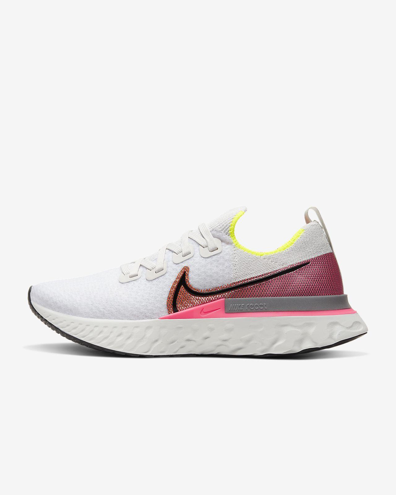 Женские беговые кроссовки Nike React Infinity Run Flyknit