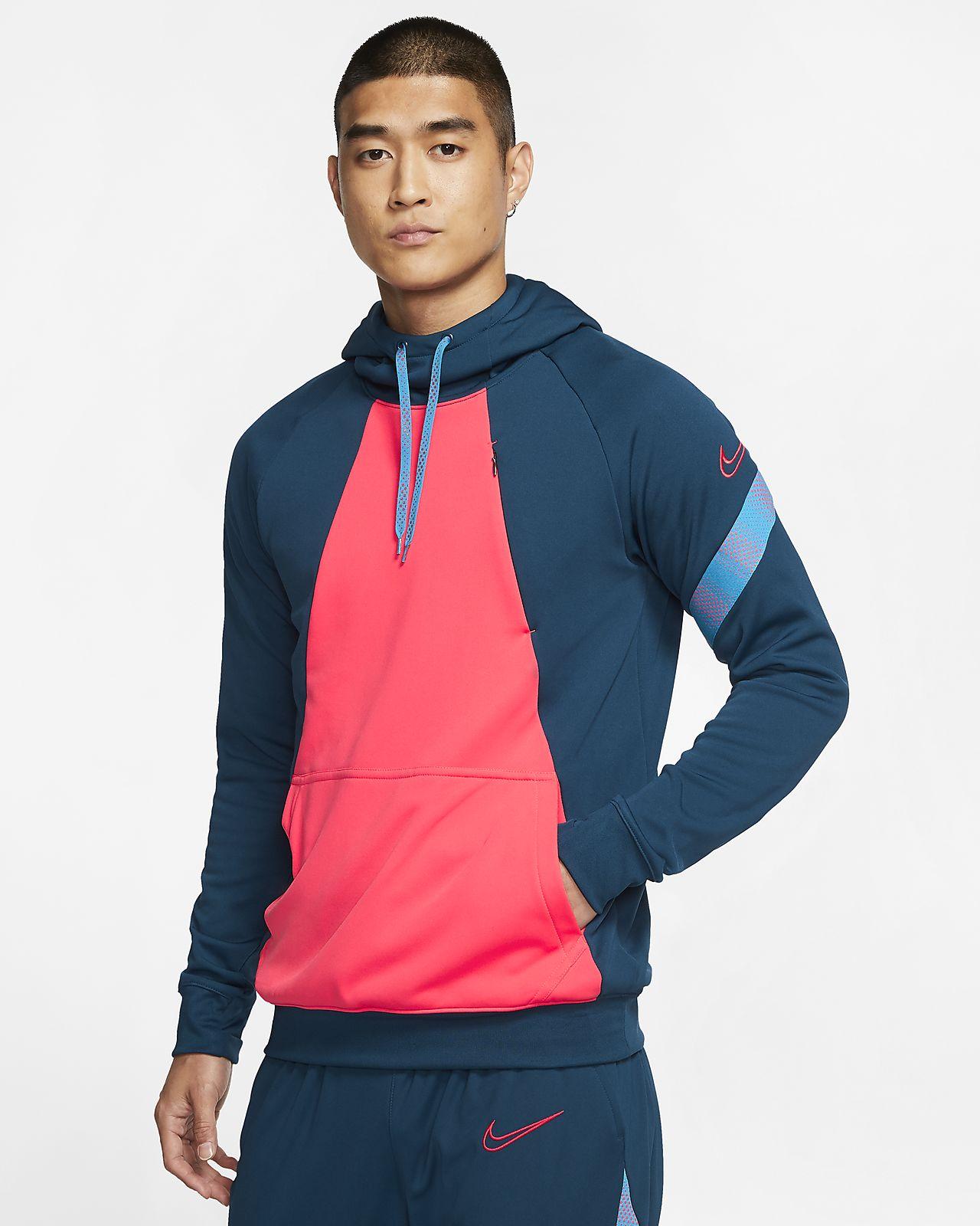Sudadera con capucha sin cierre de fútbol para hombre Nike Dri-FIT Academy Pro