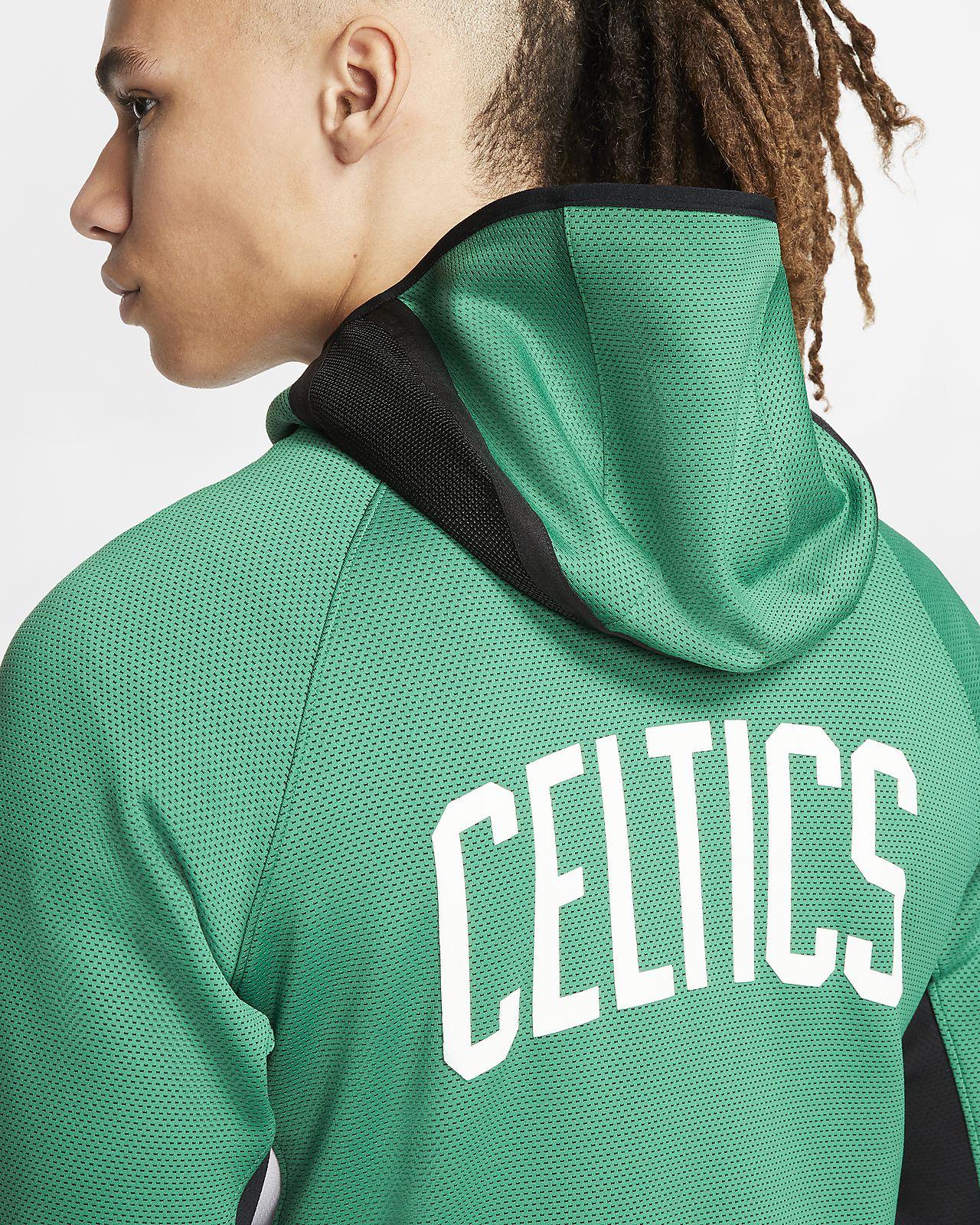 FELPA NIKE THERMA FLEX SHOWTIME NBA BOSTON CELTICS AT8448 312