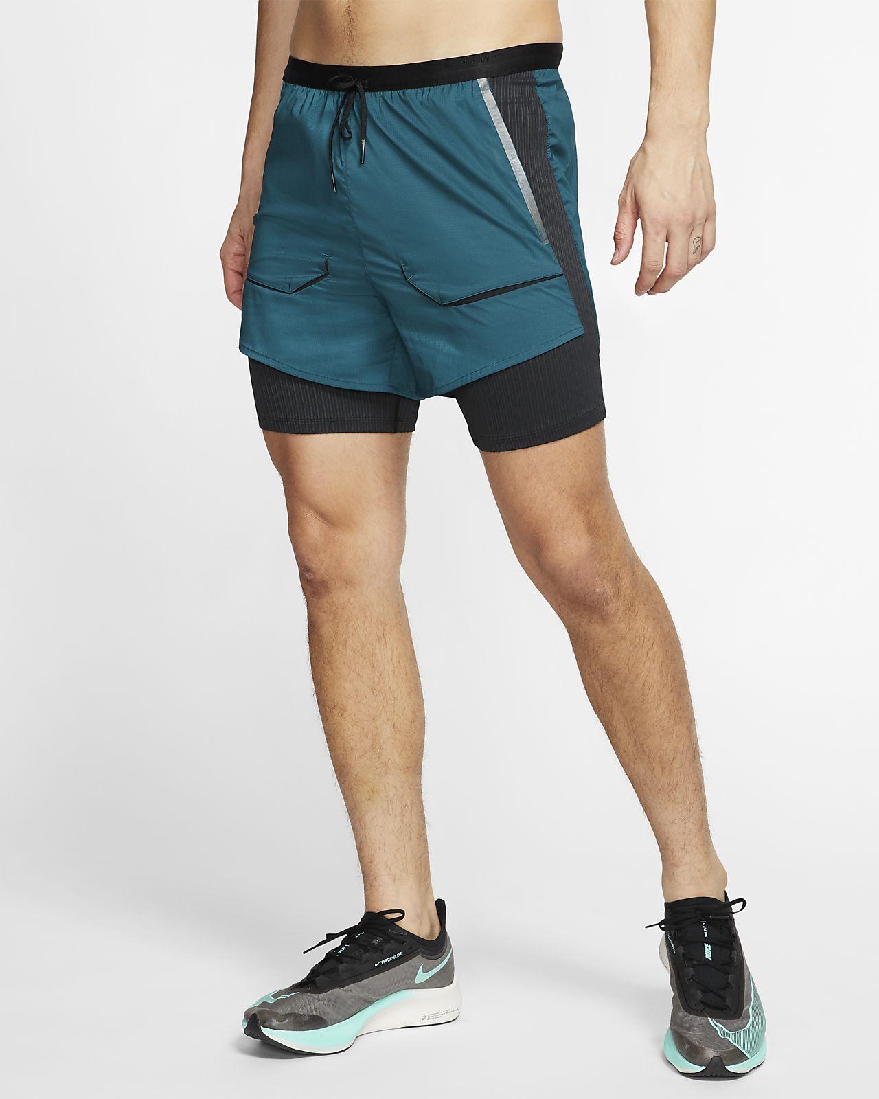 Shorts da running 2 in 1 Nike Tech Pack Uomo