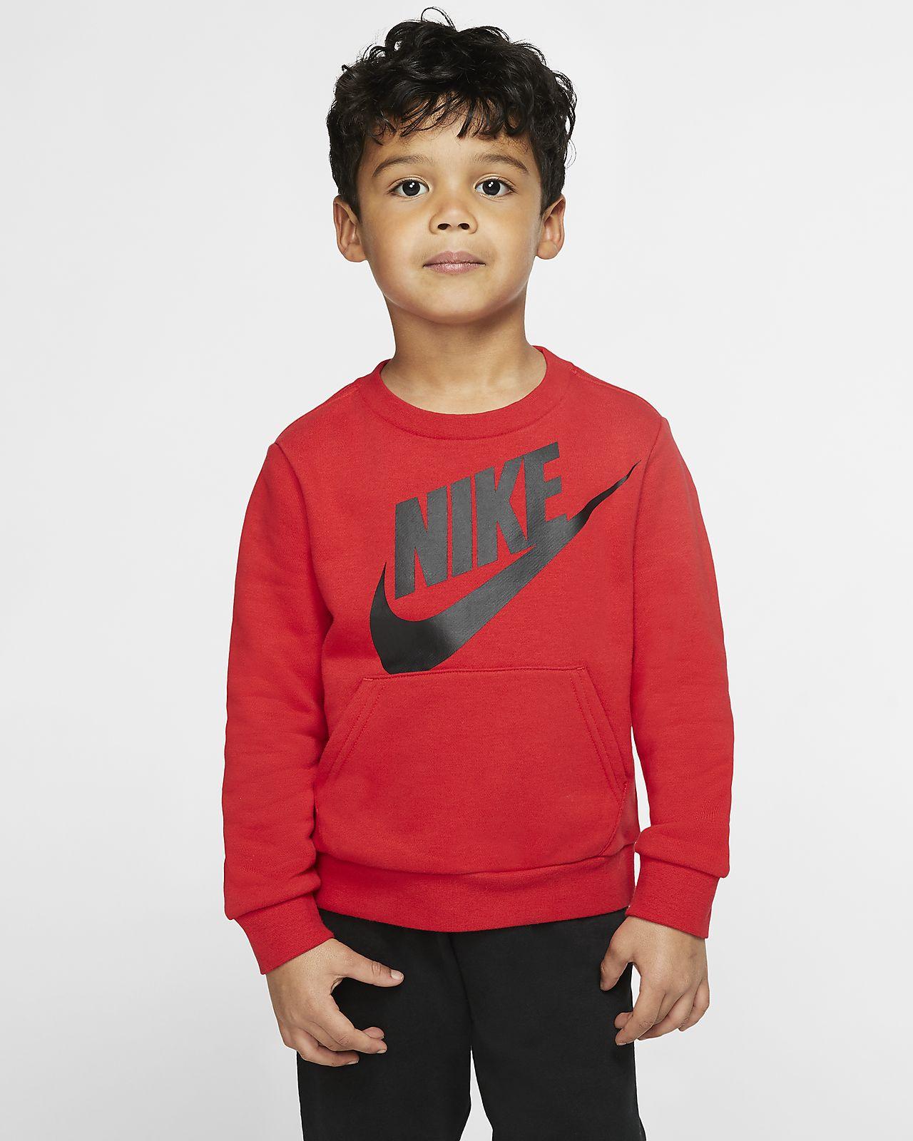 Nike 婴童套头圆领上衣