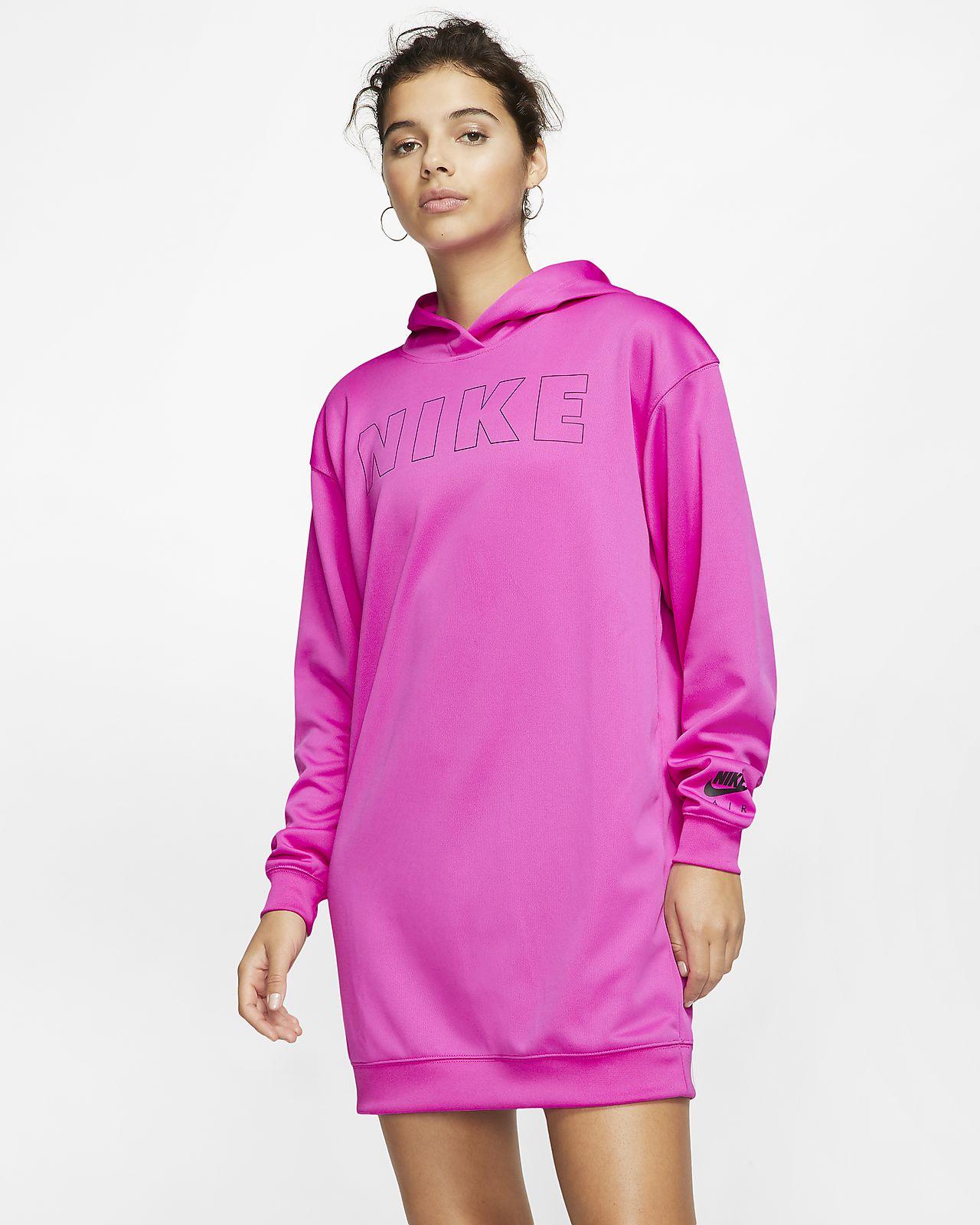 Robe à capuche Nike Air pour Femme