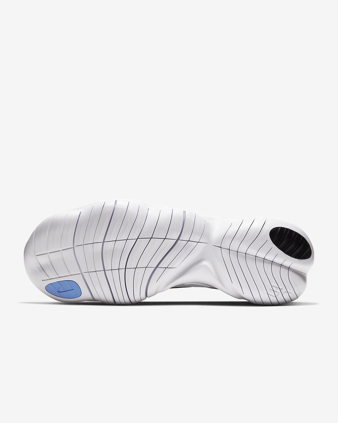 Nike Nike Free RN Flyknit 2018 W Schuhe orange weiß grau   Damen Sneaker · Eibe Kaufen
