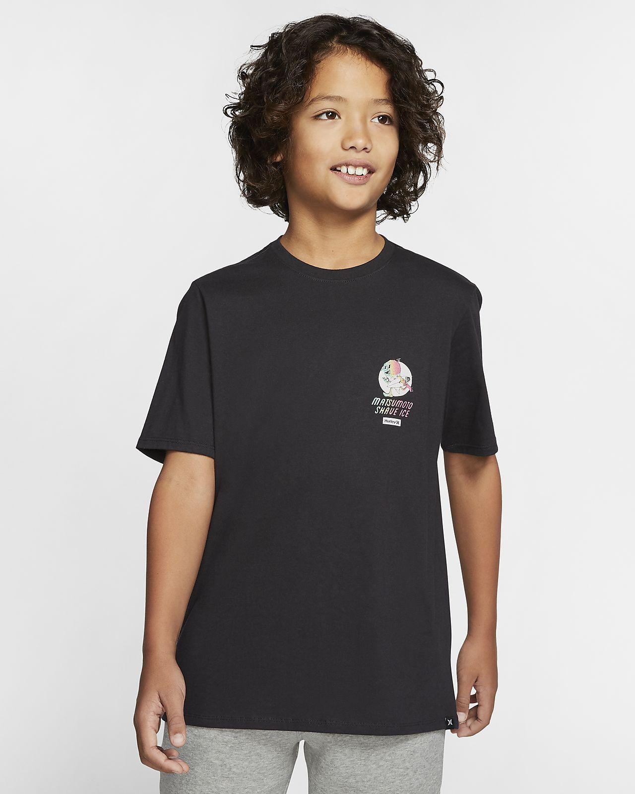 Hurley Premium x Matsumoto Shave Ice Boys' T-Shirt